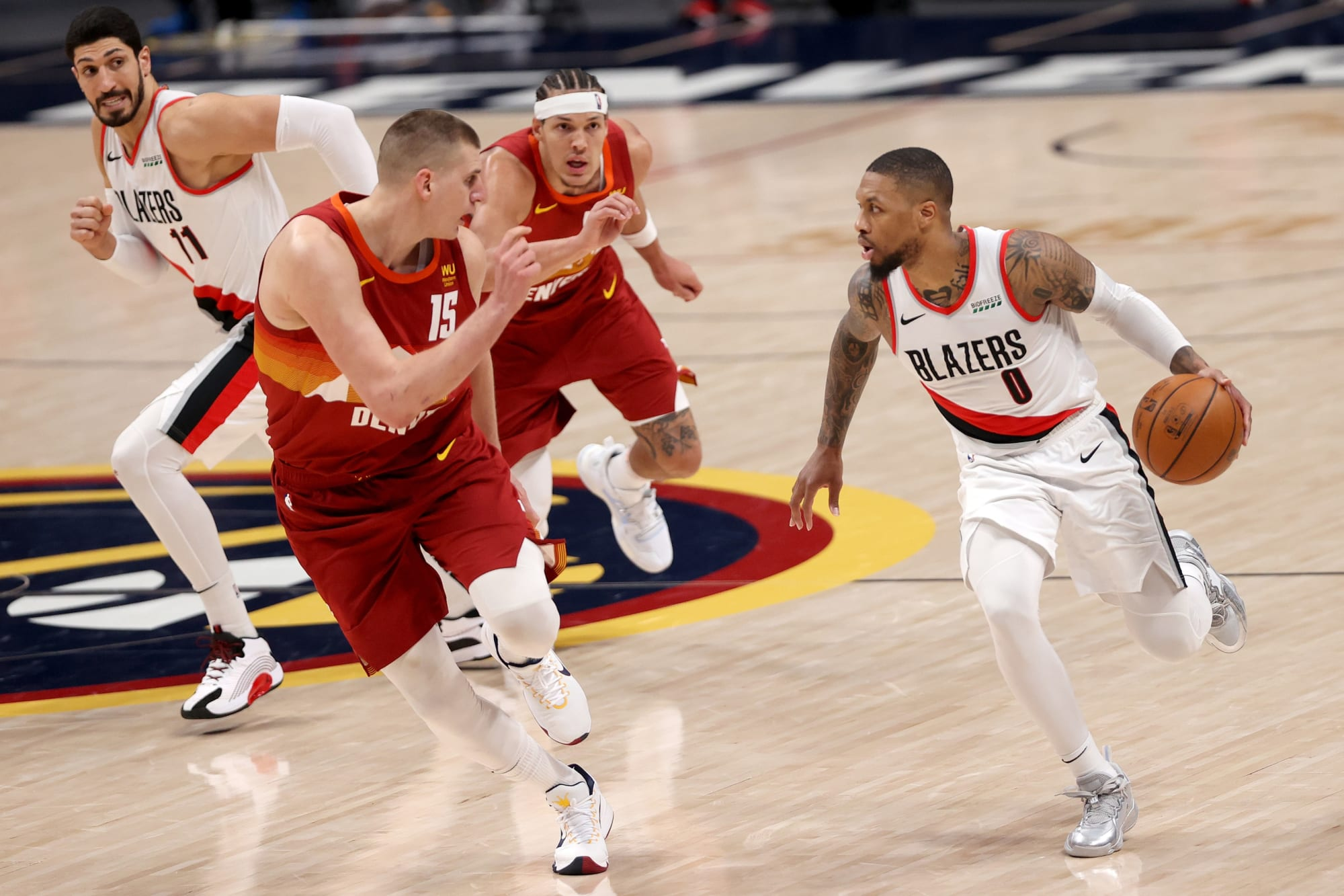 How to watch NBA Playoffs: What channel is Trail Blazers vs. Nuggets Game 3 on?