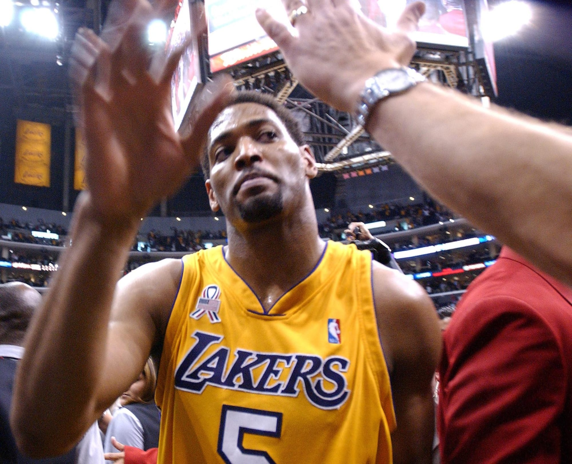No, Robert Horry doesn't belong in the Basketball Hall of Fame