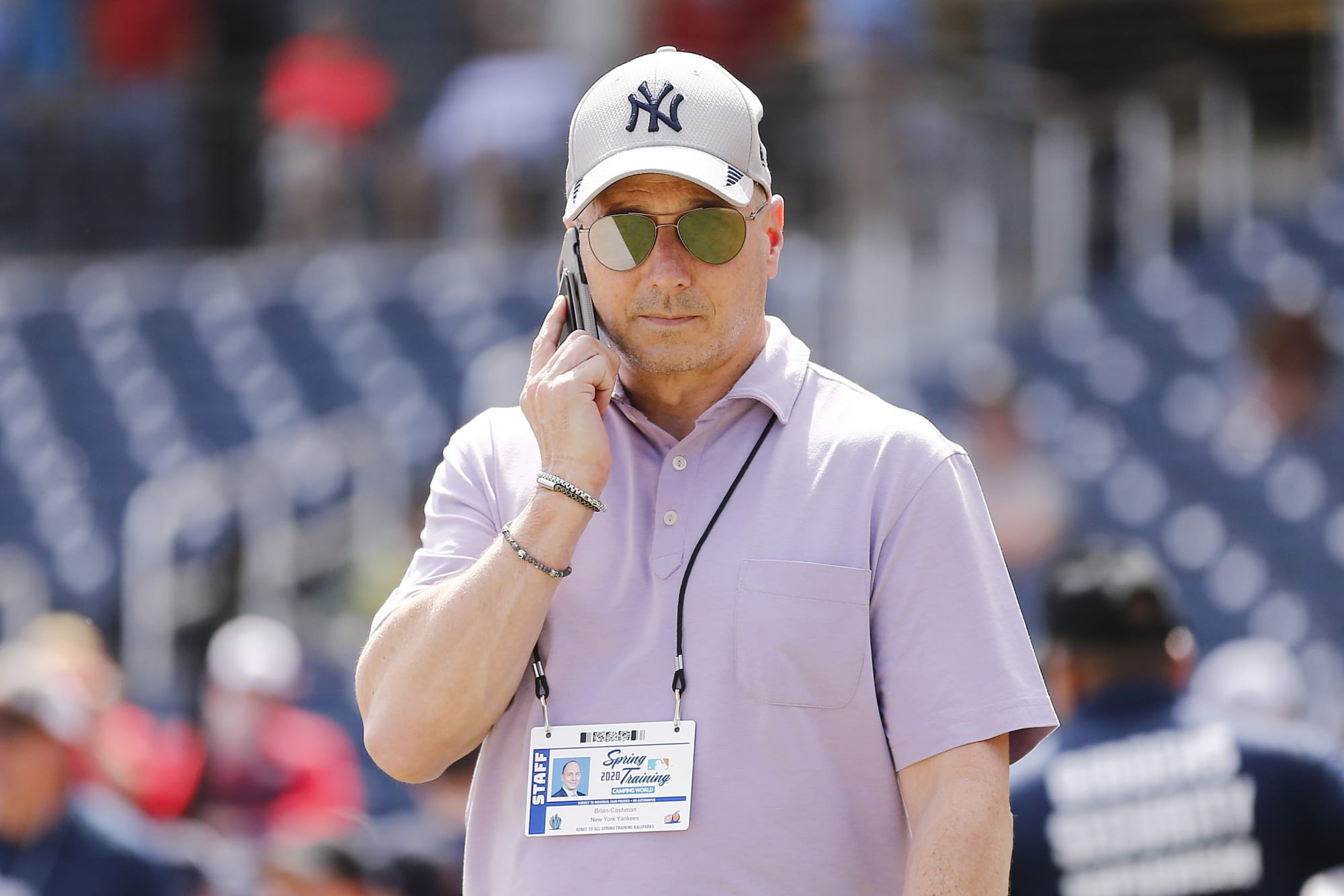 Yankees: 3 players Brian Cashman would like to cut, but can't
