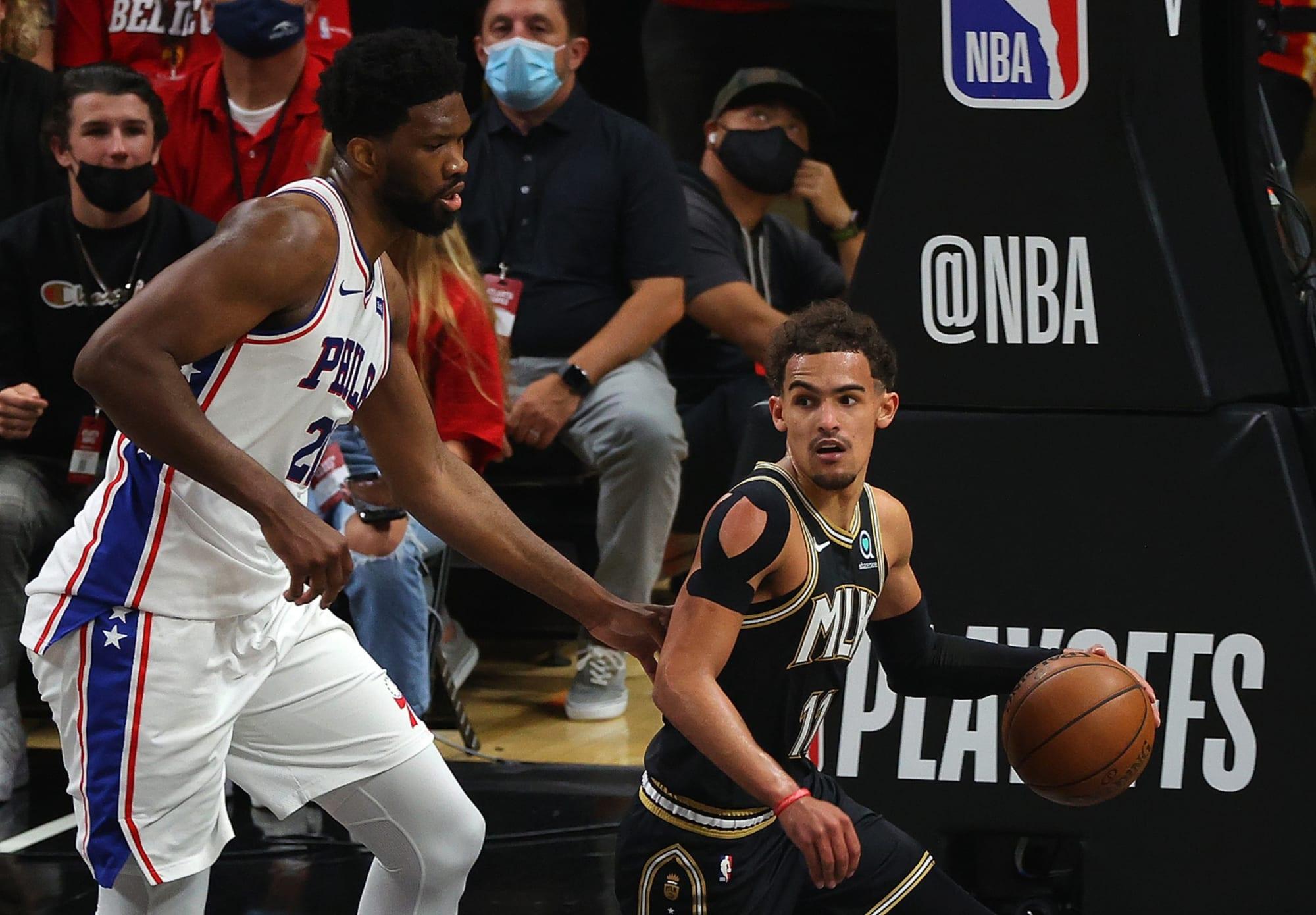 Hawks vs 76ers NBA live stream reddit for NBA Playoffs Game 7