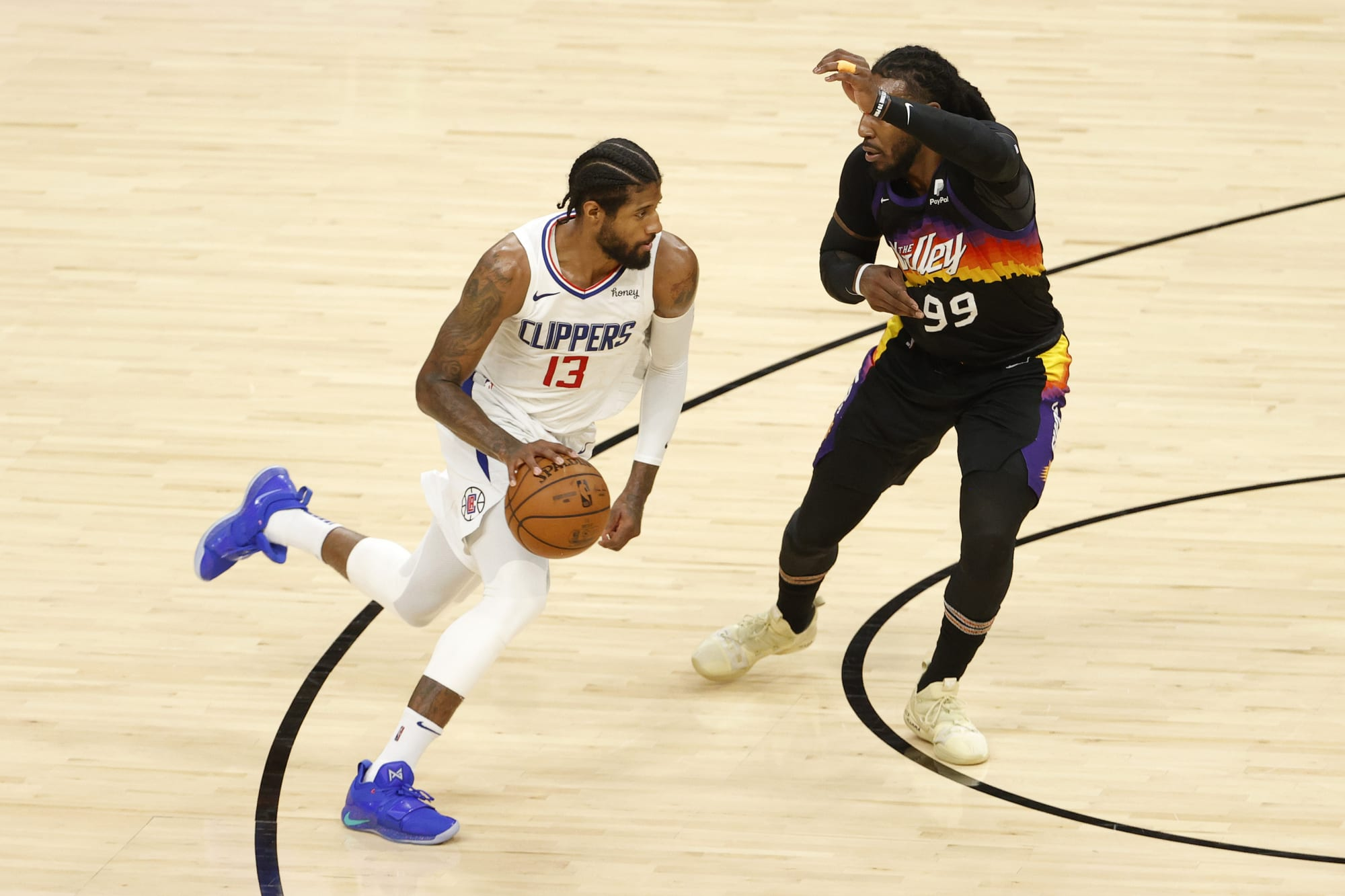 Clippers vs Suns NBA live stream reddit for NBA Playoffs Game 6