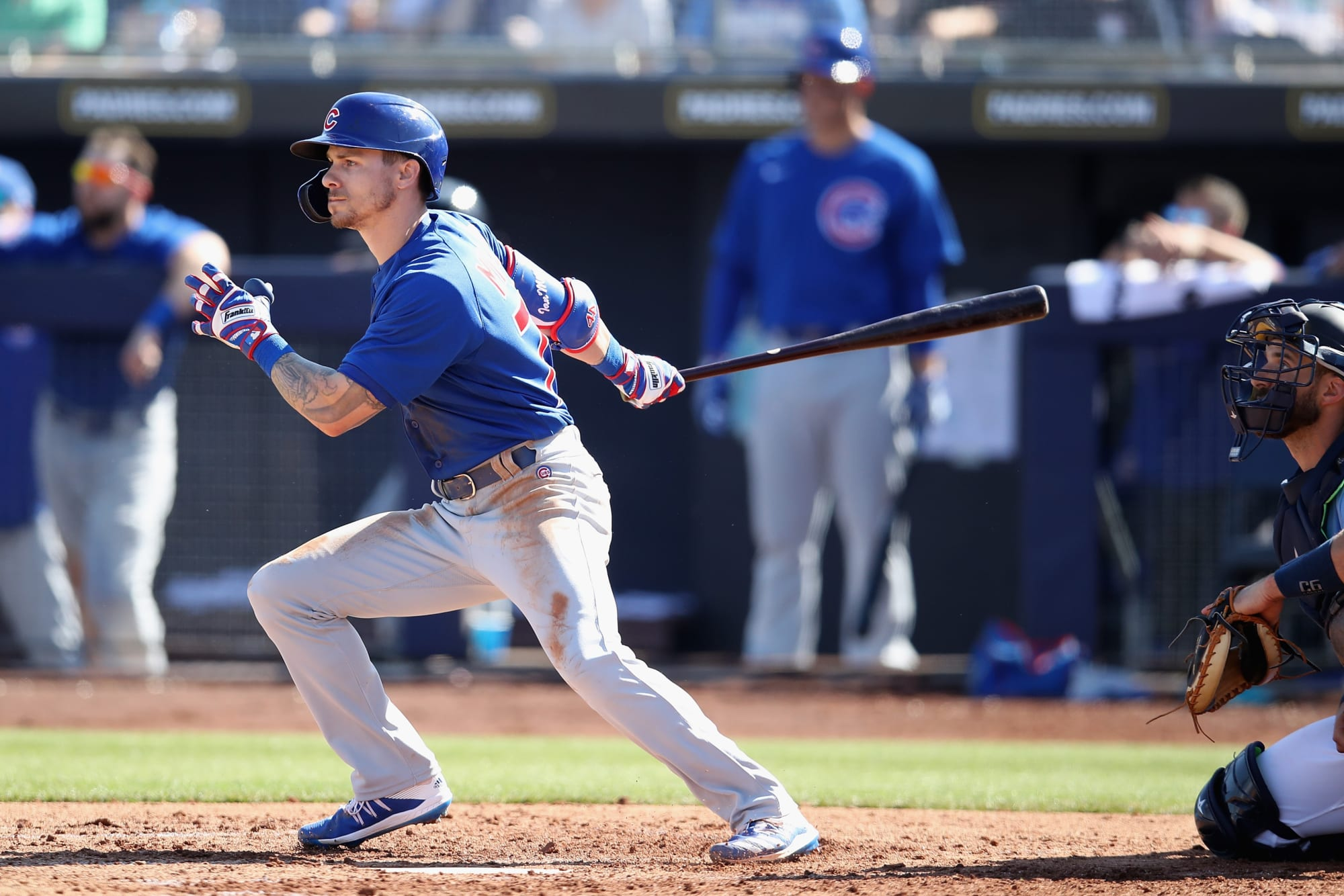 Cubs: 2 prospects to call up and replace Joc Pederson