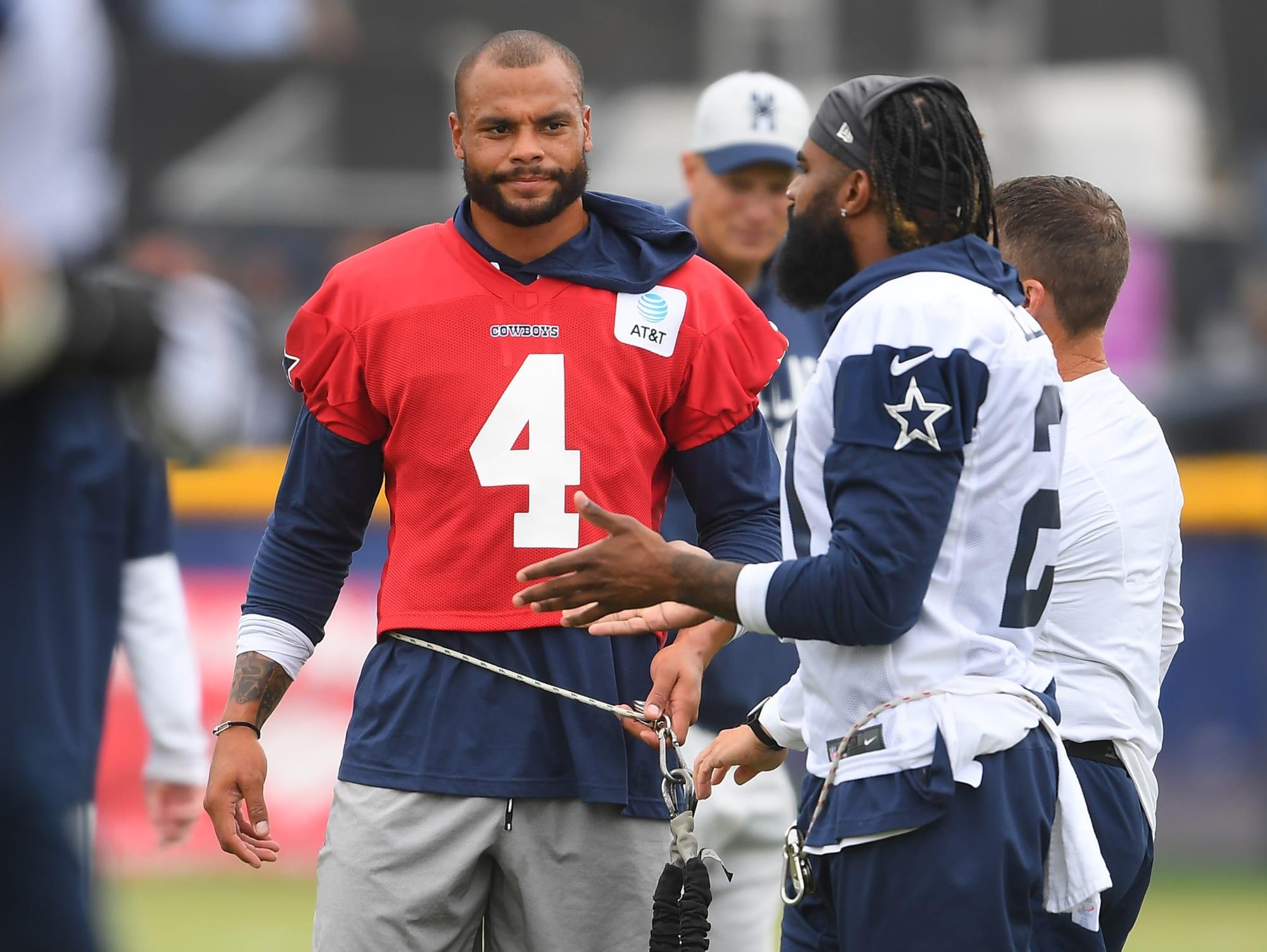 Cowboys get bad news on Dak Prescott's shoulder injury