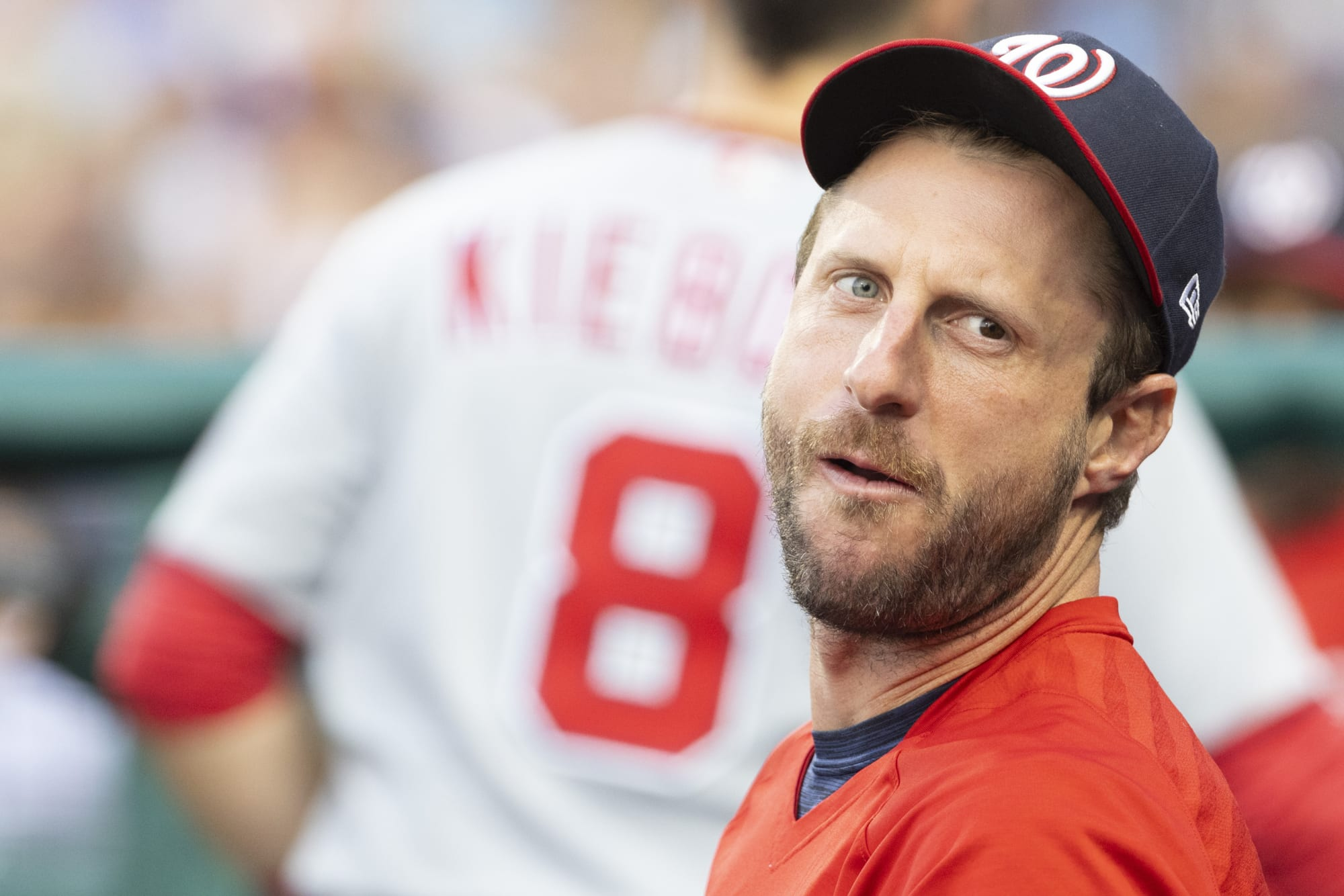 Padres pitching rotation is filthy and unfair after trading for Max Scherzer