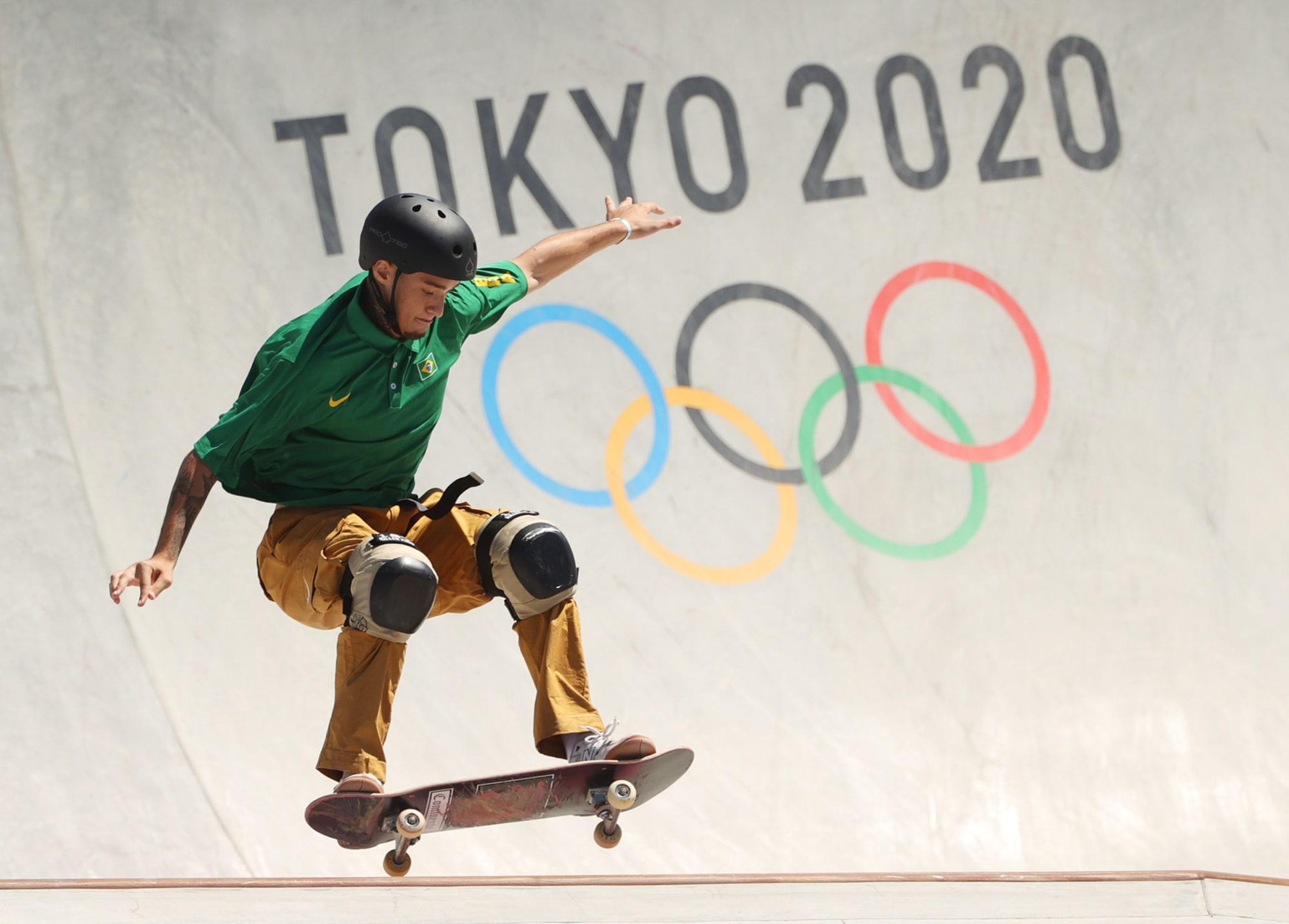 2021 Olympics men's park skateboarding final: How to watch online