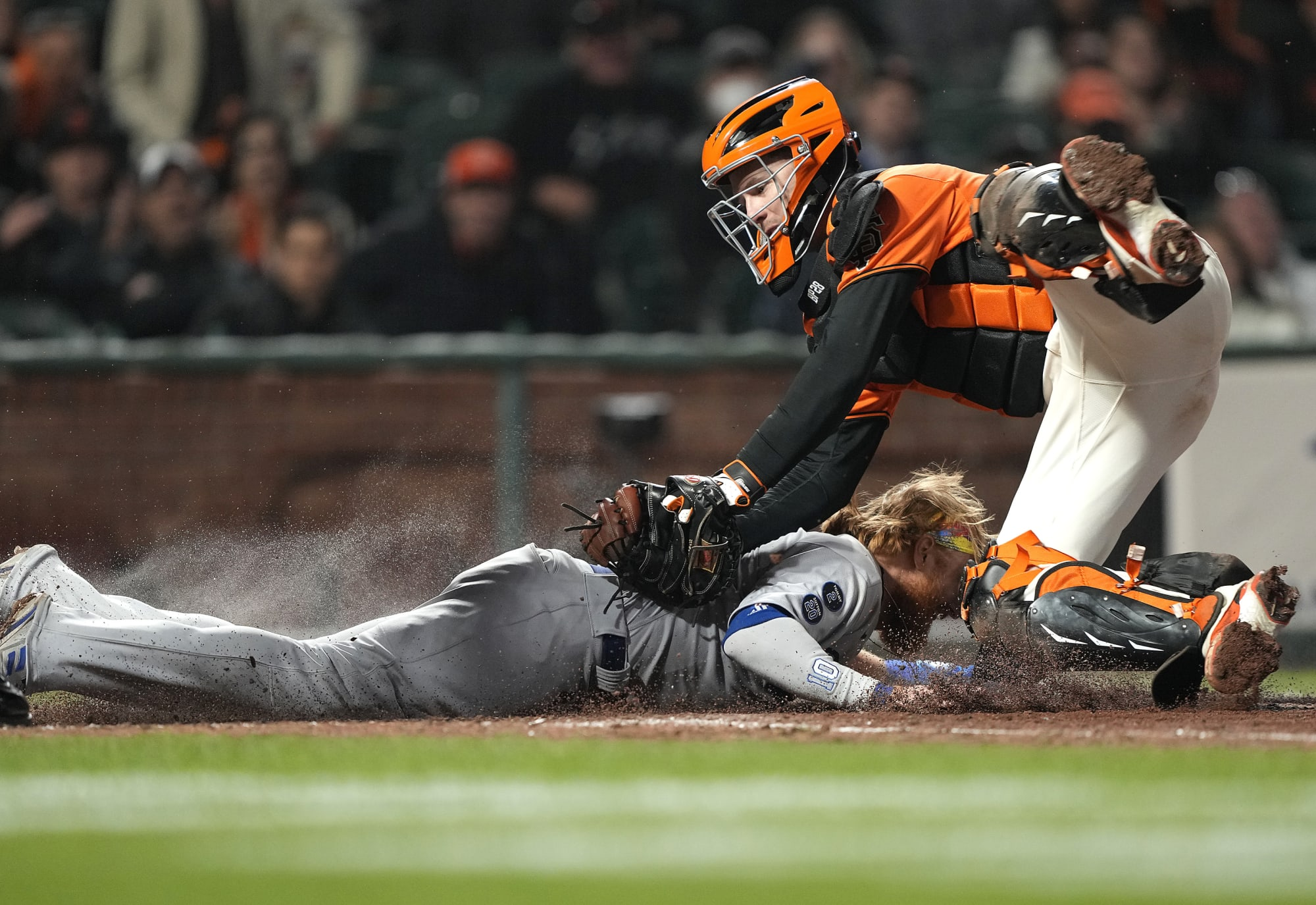 San Francisco Giants magic number to win NL West