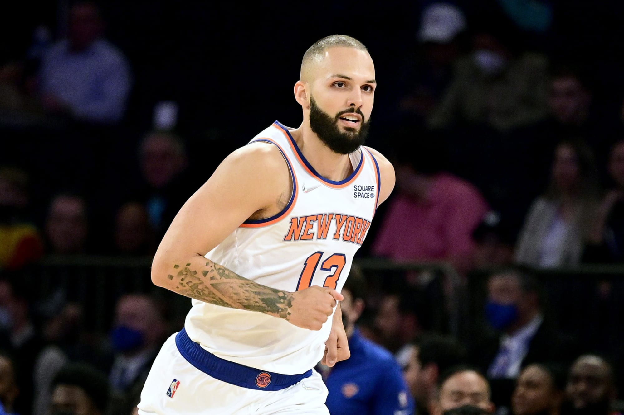 Love affair between Evan Fournier and Knicks fans is just getting started