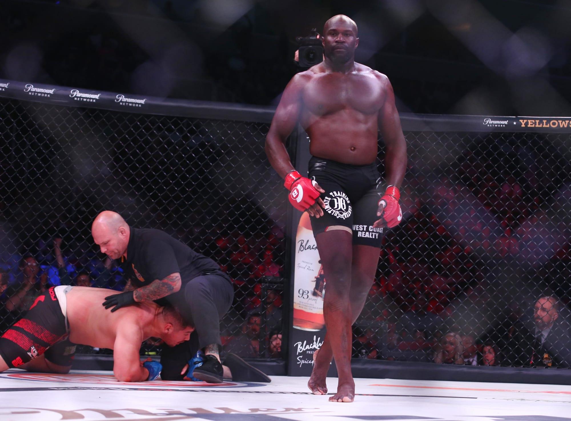 Bellator 265: Cheick Kongo vs Sergei Kharitonov resultados del pesaje