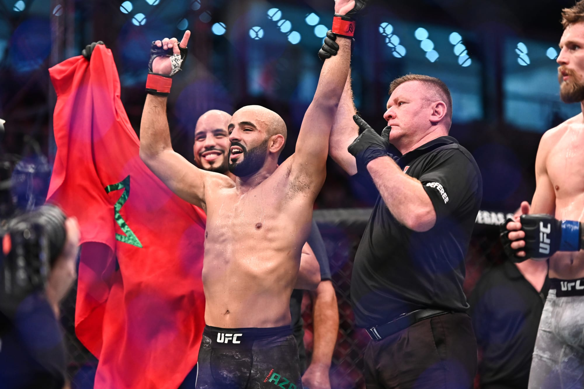 UFC 257: Lightweight Ottman Azaitar is the fighter to watch