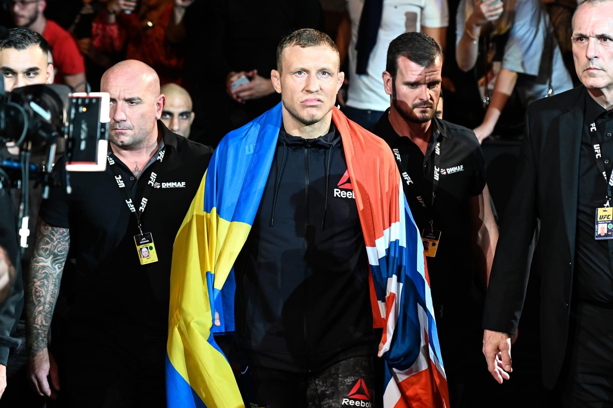 UFC Vegas 16: Jack Hermansson vs. Marvin Vettori preview and predictions