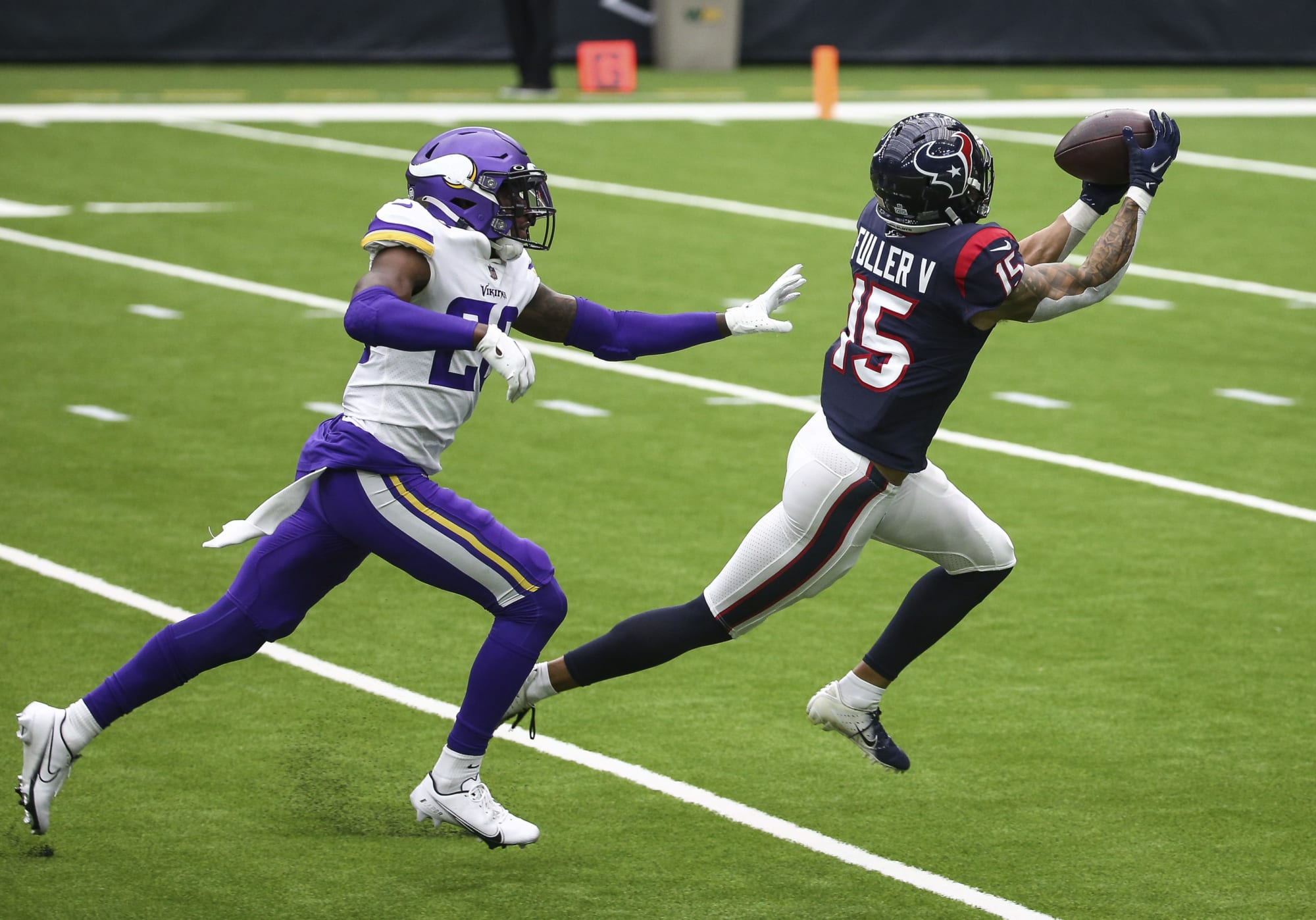 Packers will need a serious offer to pry Will Fuller from the Texans