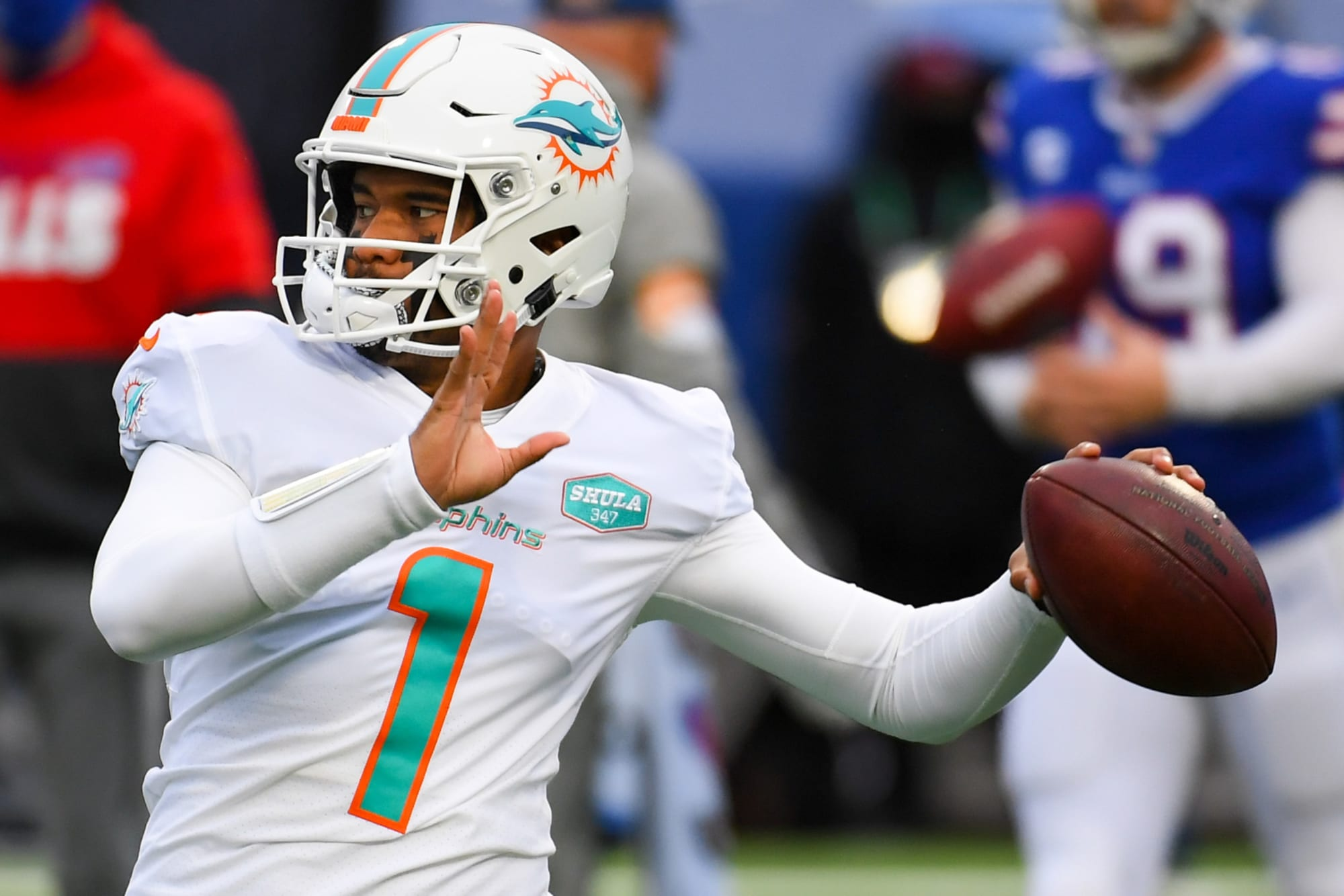 Dolphins: David Carr sees Steve Young in Tua Tagovailoa