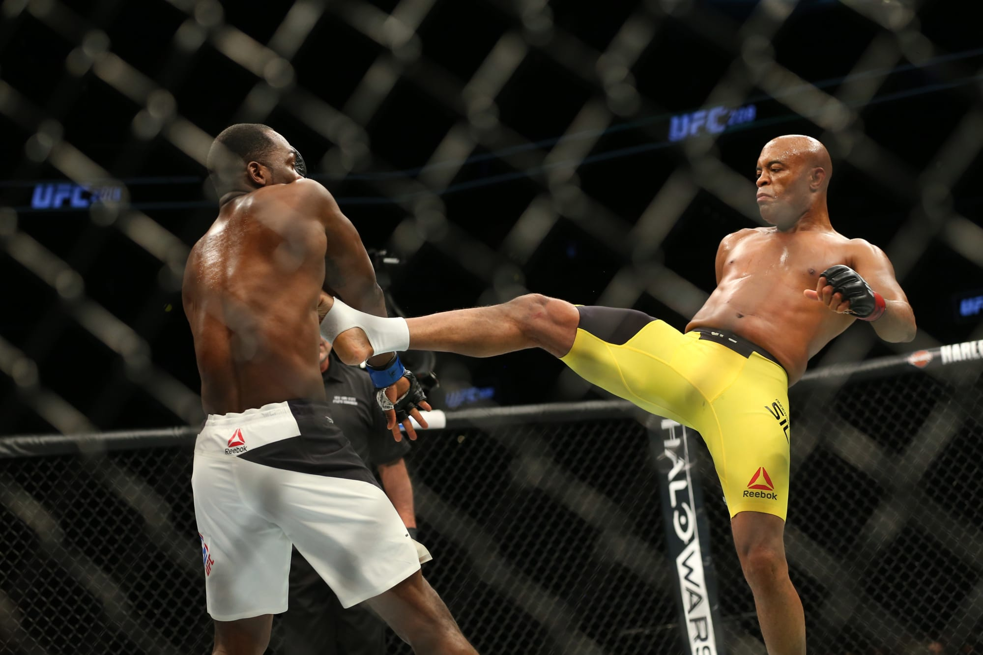 Is Anderson Silva retired from the UFC?