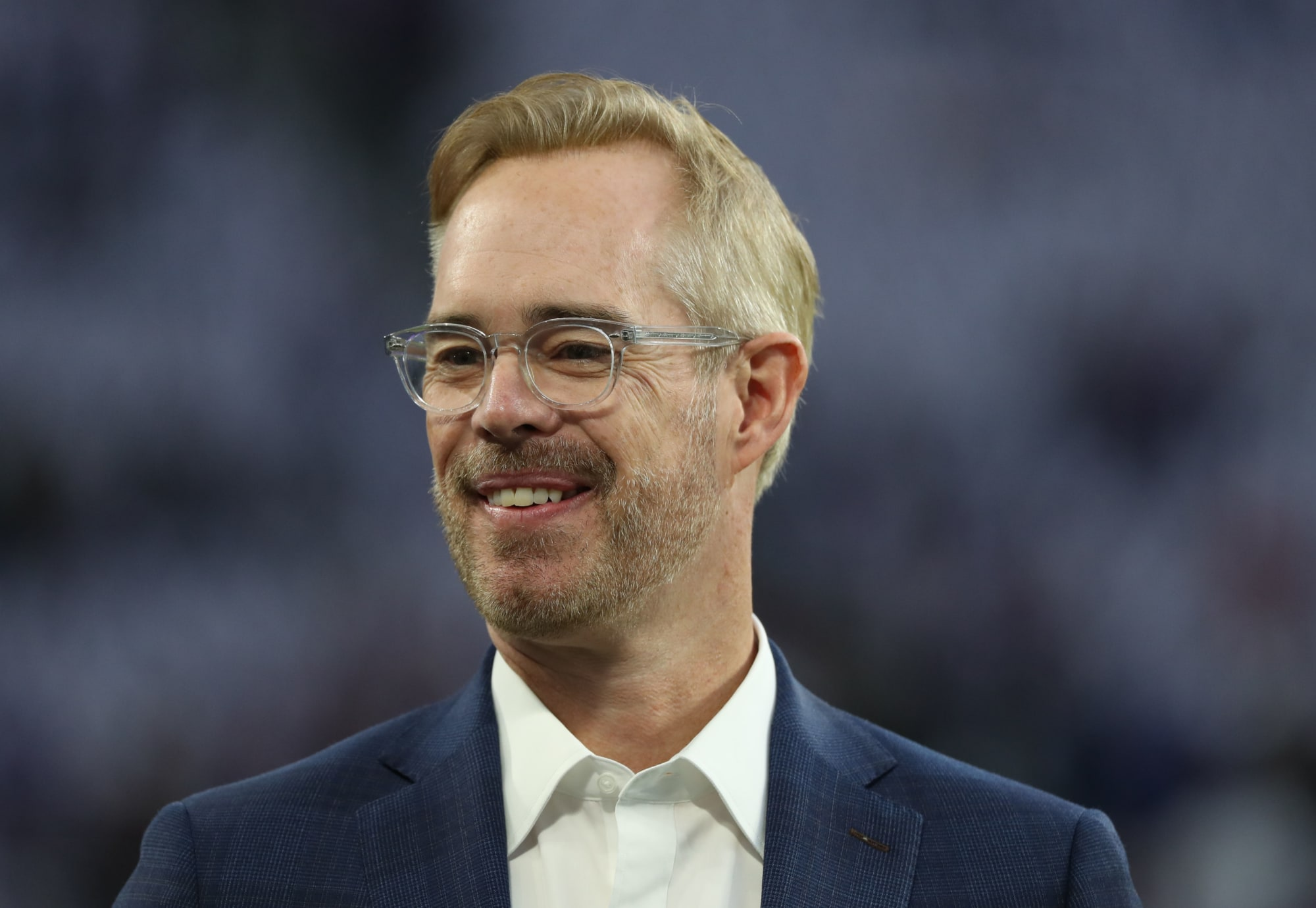 Everyone is convinced Joe Buck is rooting for the Dodgers to beat the Braves
