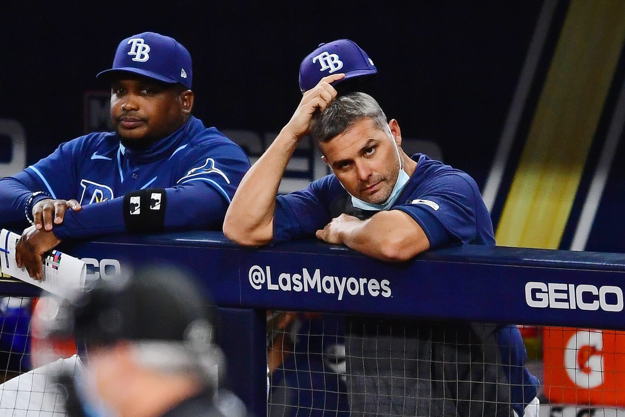 Twitter destroyed Kevin Cash for pulling Blake Snell in middle of World Series gem