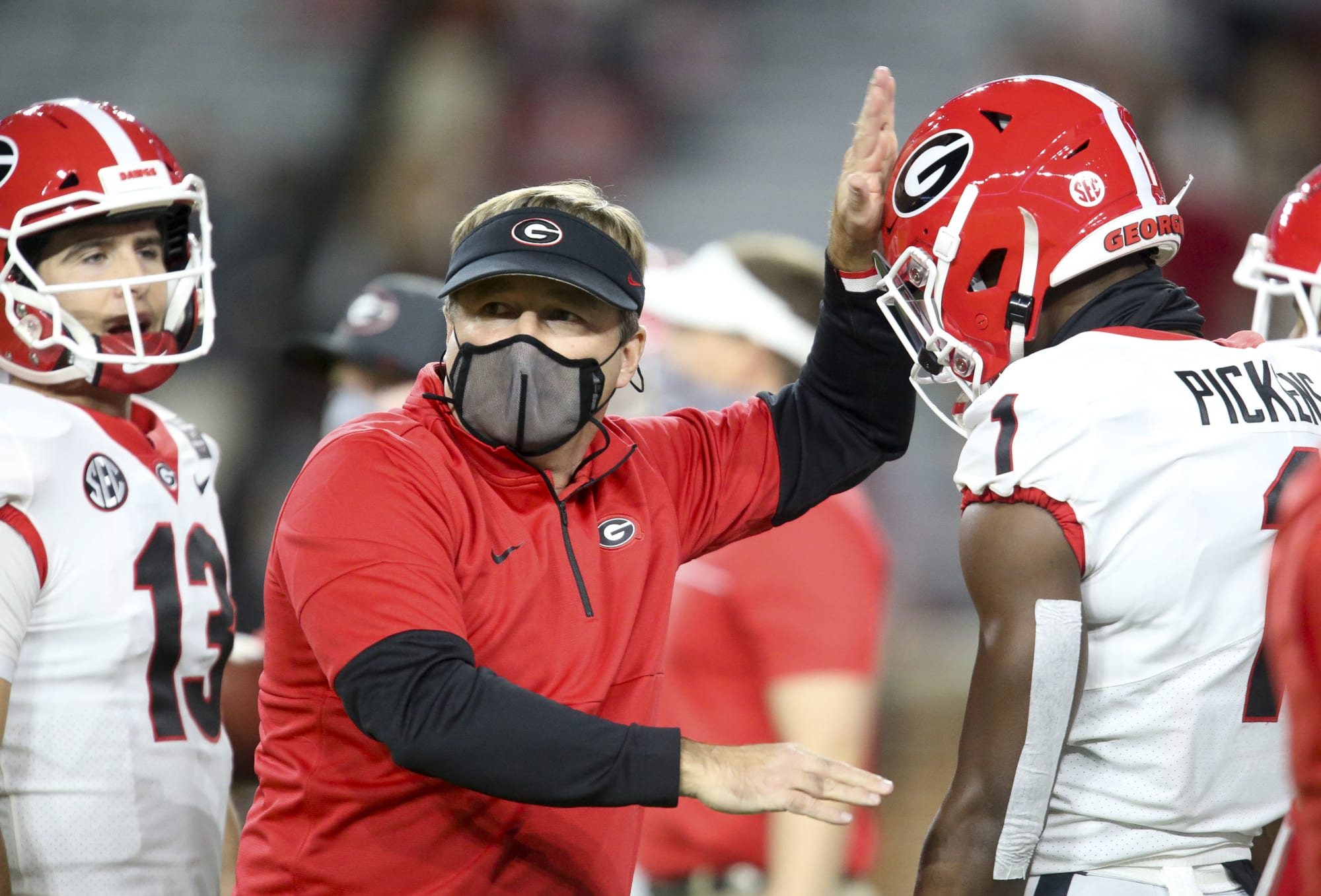Georgia football's latest four-star commit has Dawgs primed for top-five finish