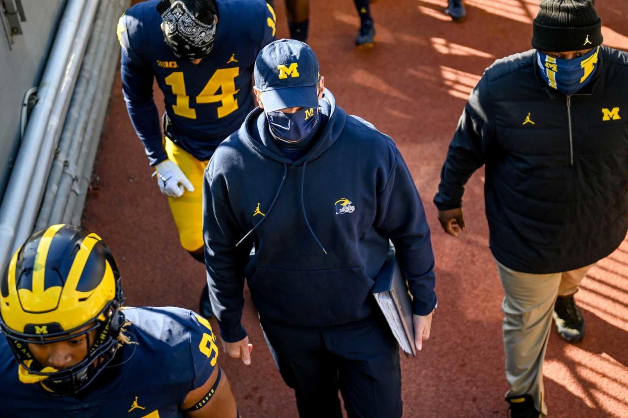 Jim Harbaugh gets flambéed on social media after Michigan chokes vs. Michigan State