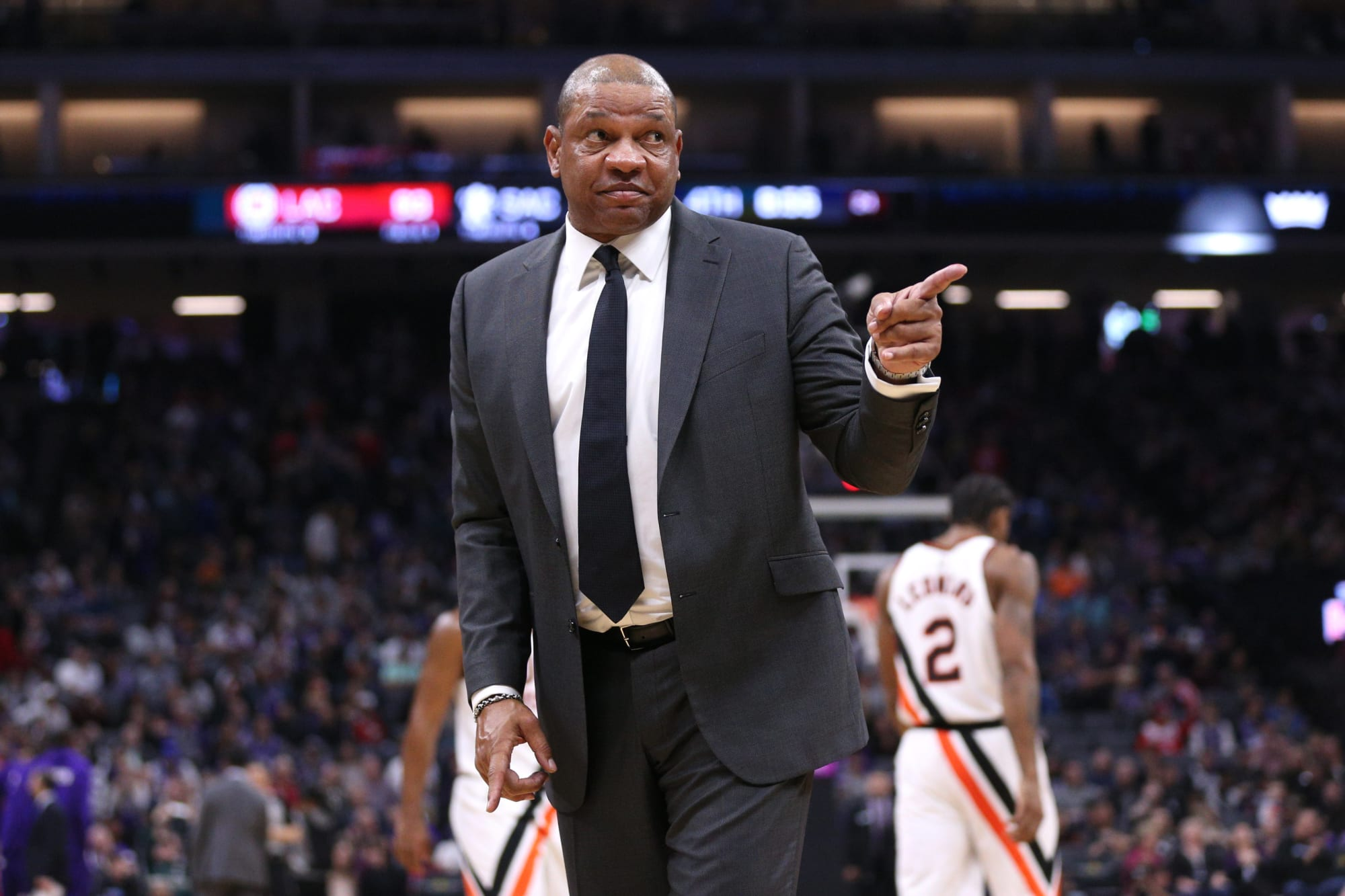 76ers have Doc Rivers to thank for Dwight Howard signing