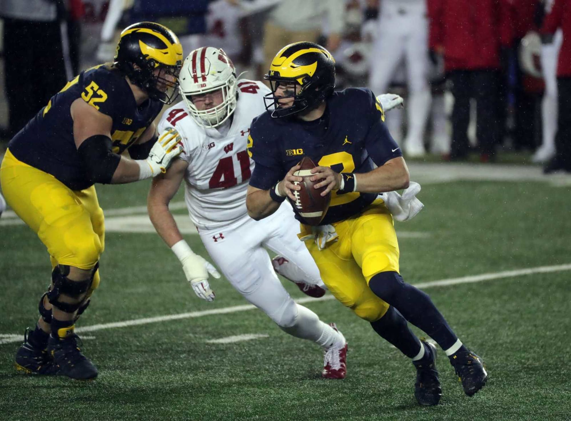 Michigan football: Did Cade McNamara save Jim Harbaugh's job?