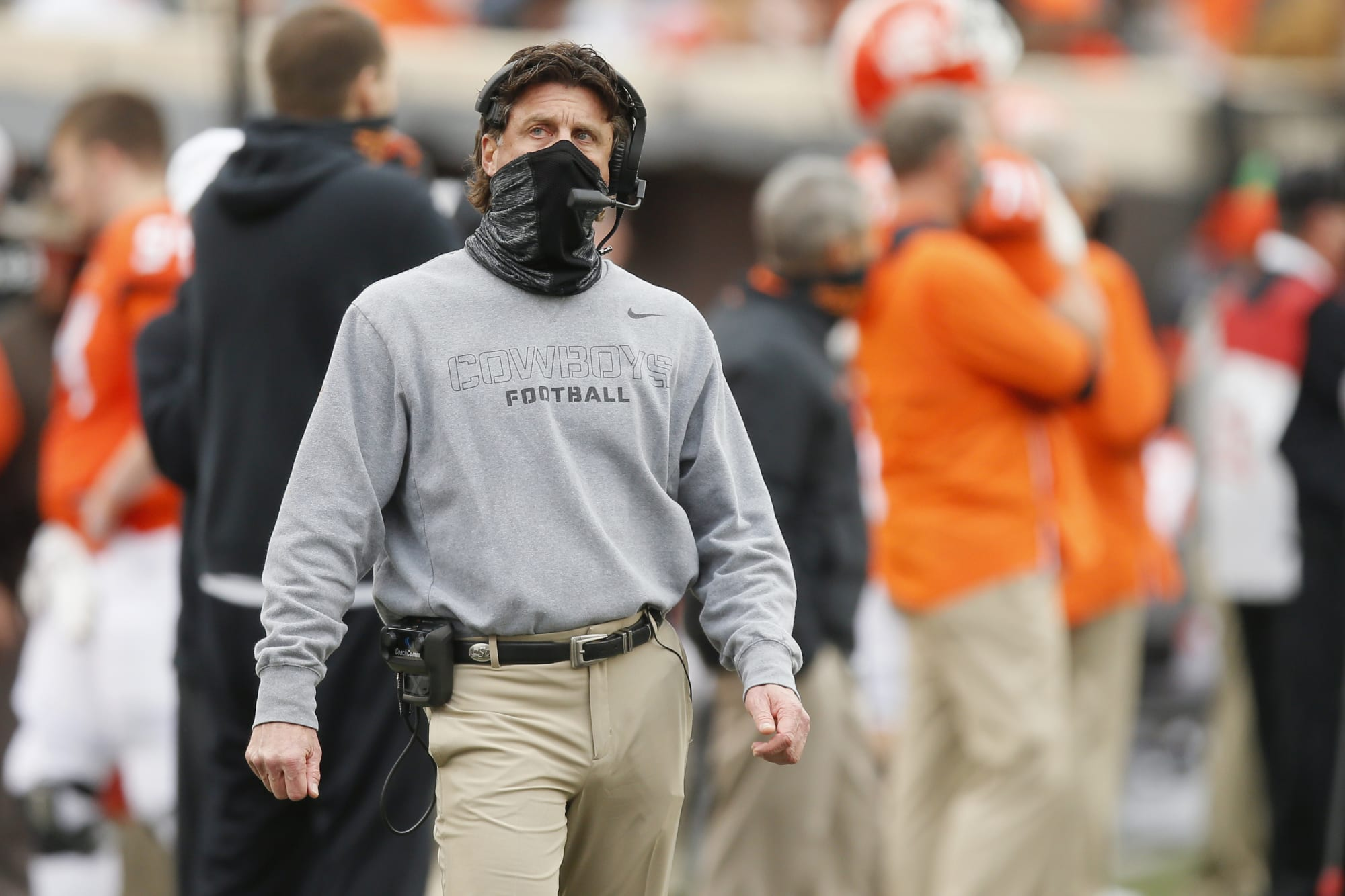 Oklahoma State Football Fans Want Mike Gundy And His Mullett Fired