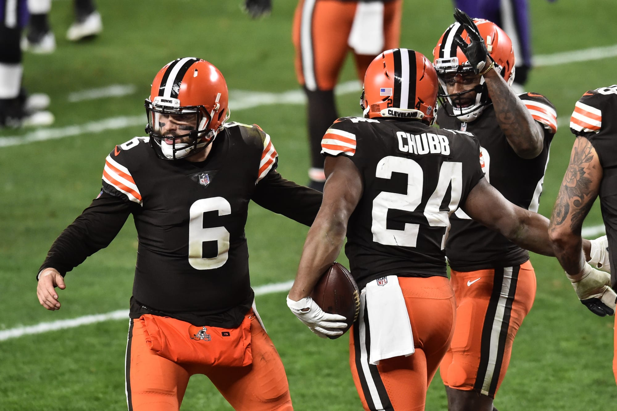 Browns: Here's how Cleveland can still clinch AFC North