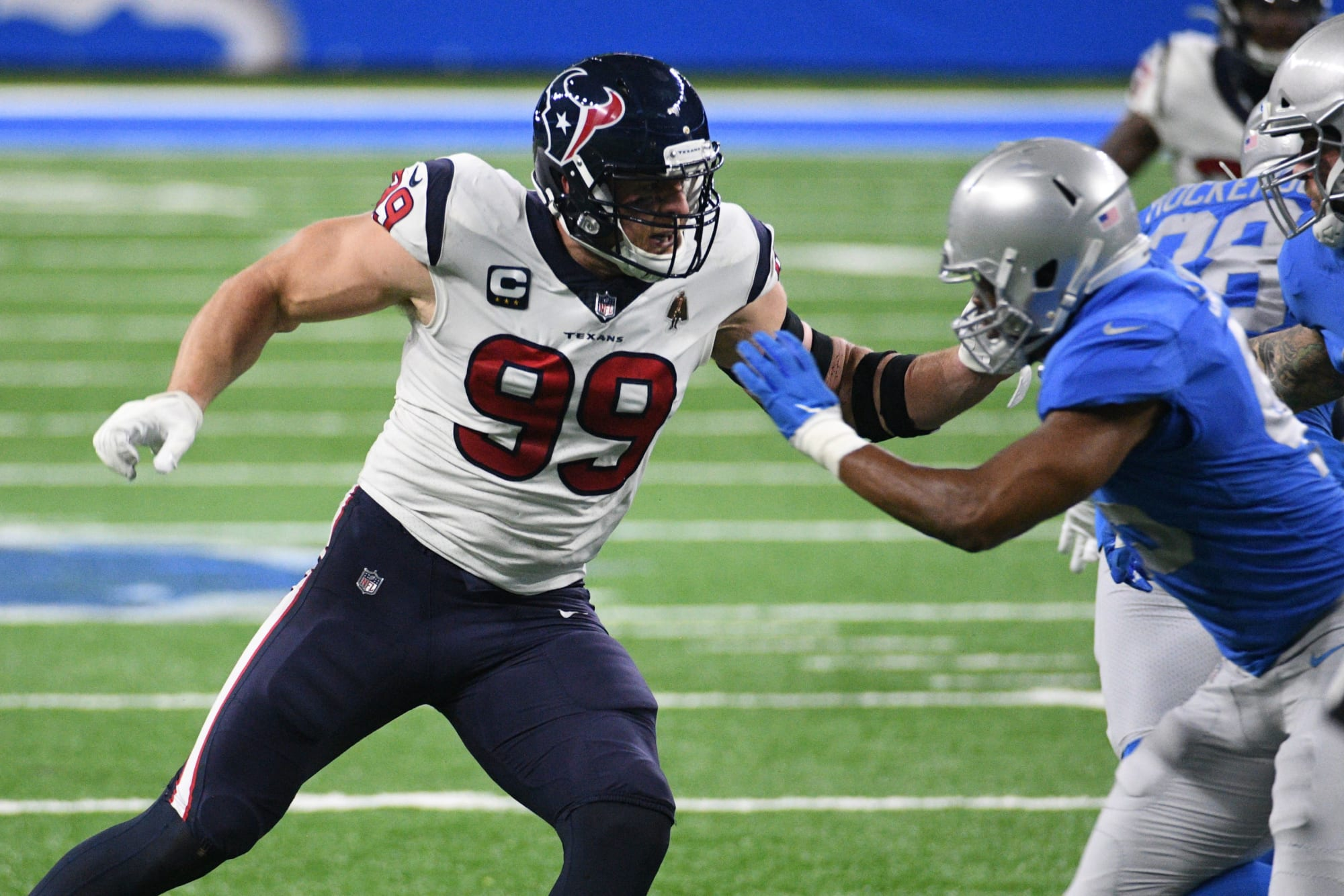 Latest update on J.J. Watt is bad news for the Packers