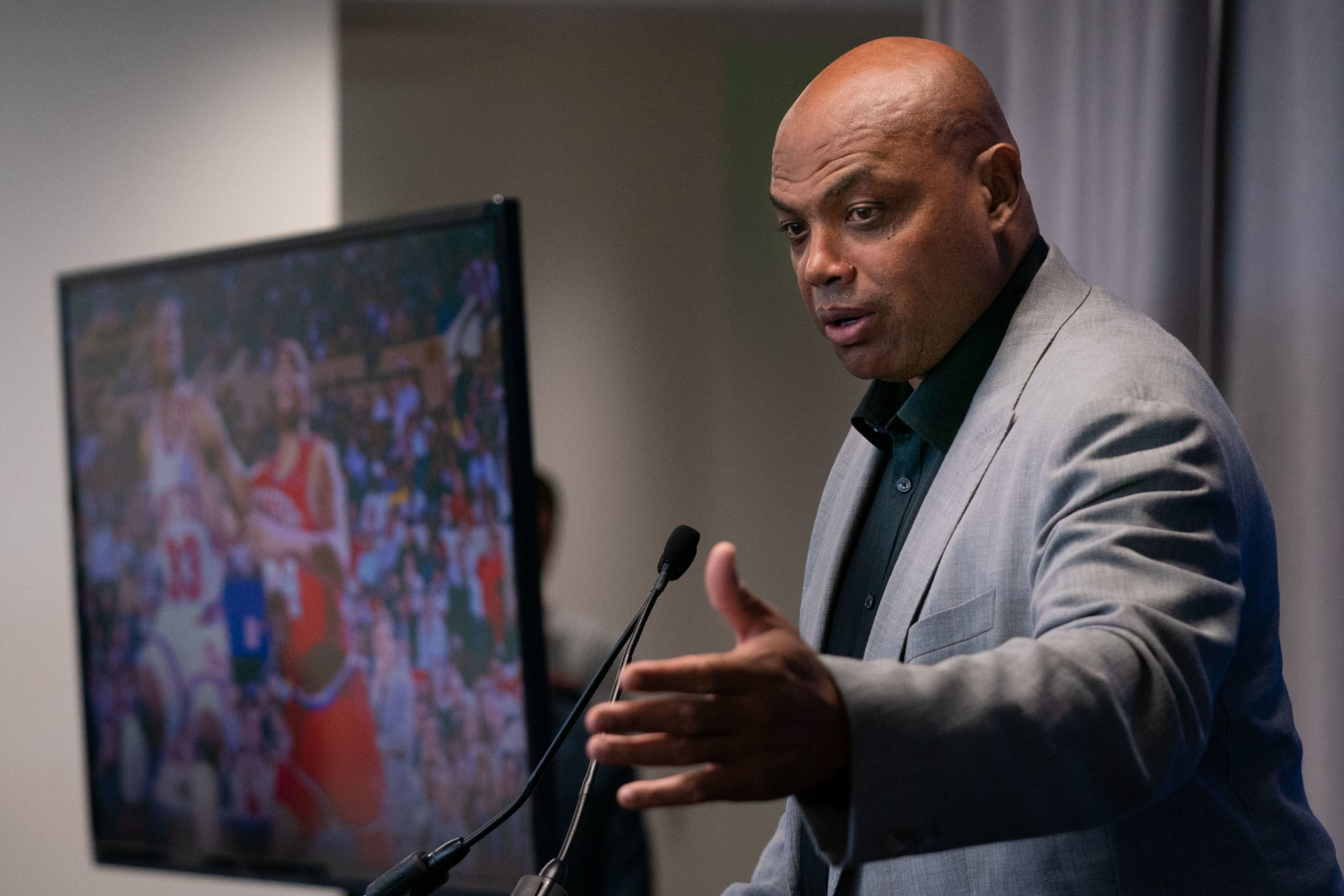 Charles Barkley says what we're all thinking about NBA All-Star Game
