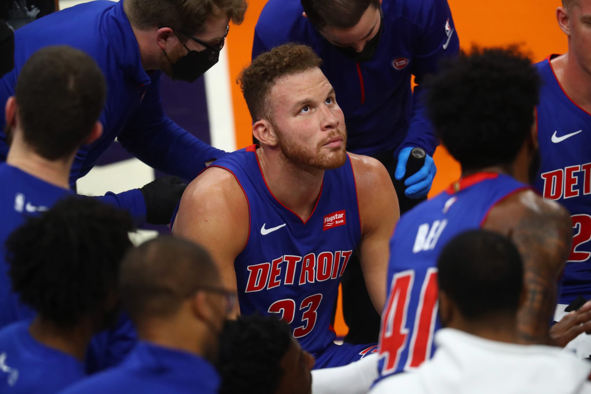 Has Blake Griffin already faded away?