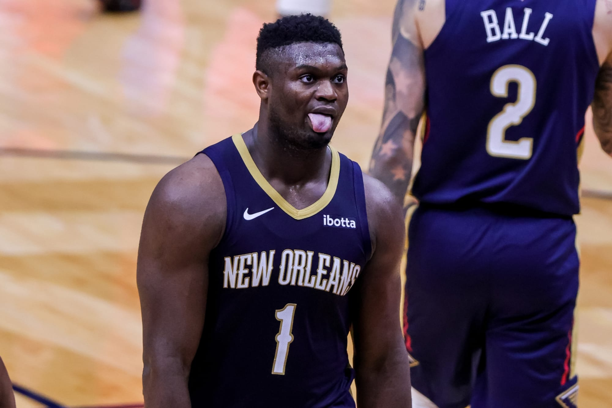 Will Zion Williamson compete in the dunk contest?