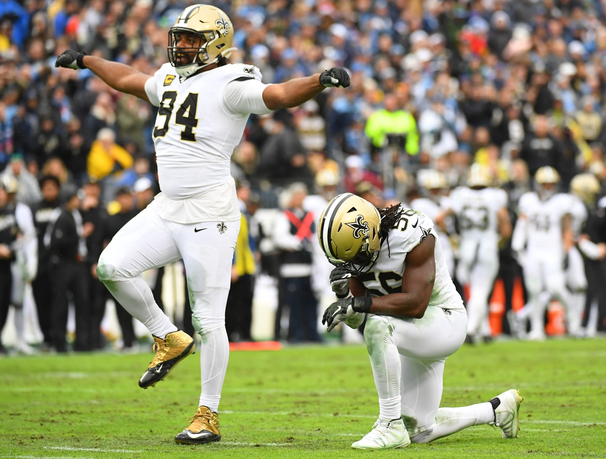 Saints: New Orleans clawing their way out of cap hell with savvy moves
