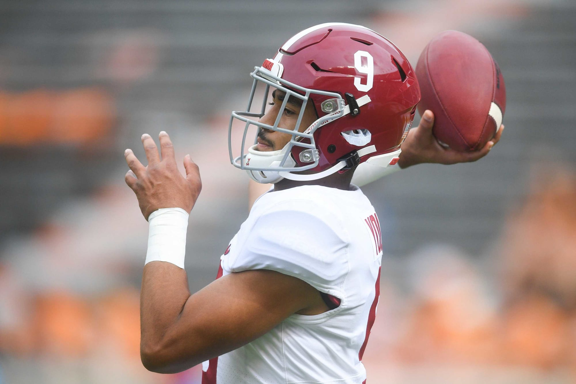 Alabama football: Bryce Young spring game performance gets hype train at full speed