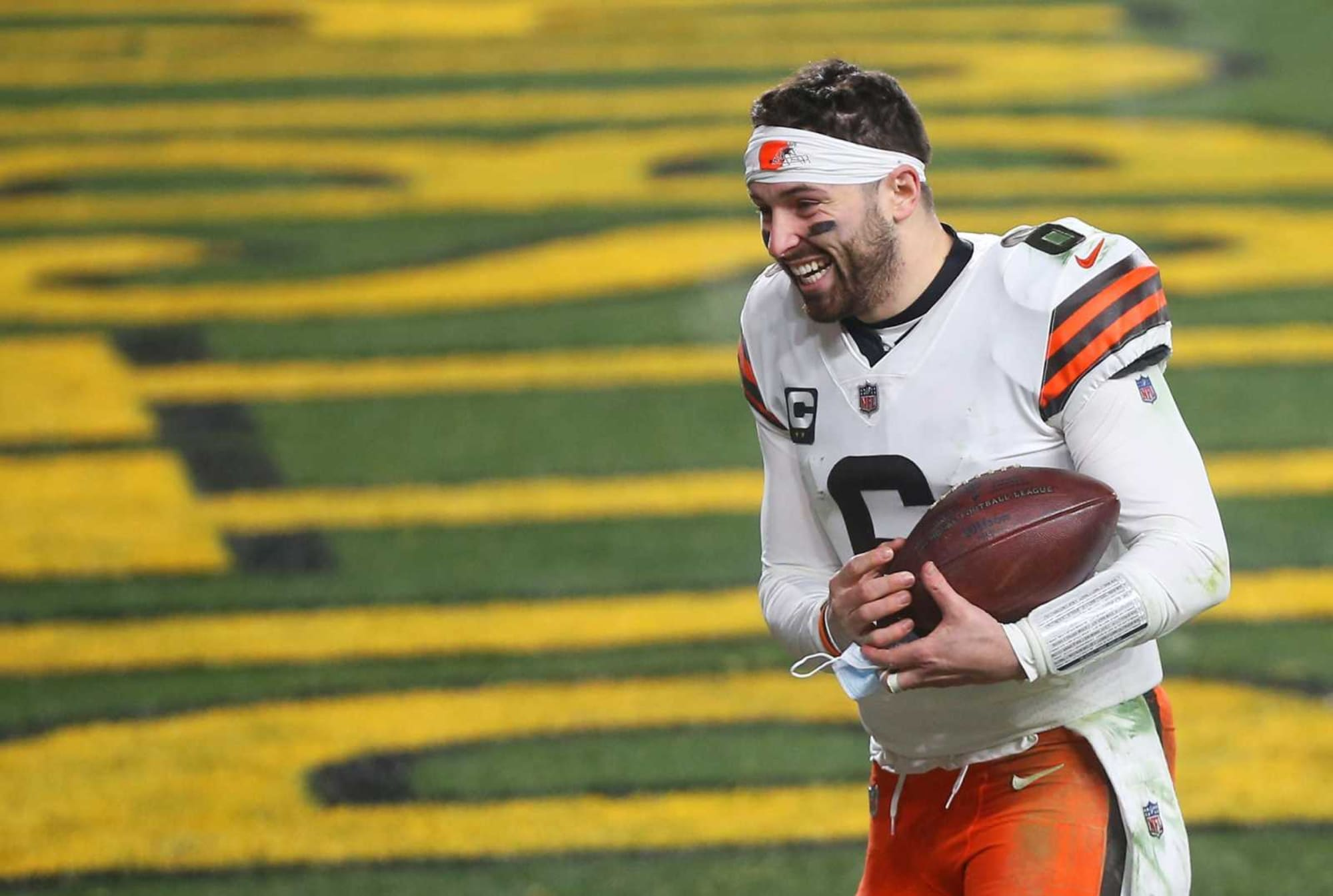 Browns news: Baker Mayfield tweets insane story of seeing a UFO, Colin Cowherd responds