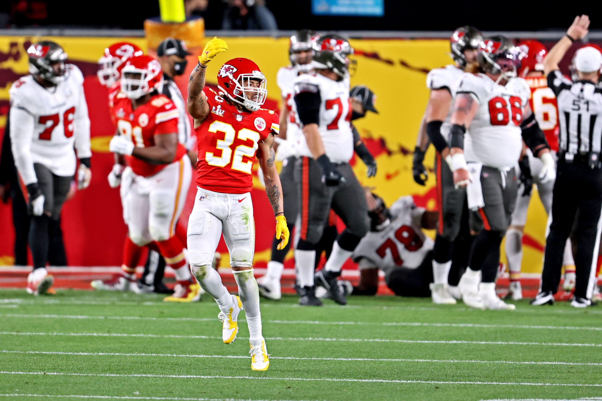 Tyrann Mathieu should cash in with lucrative contract extension from Chiefs