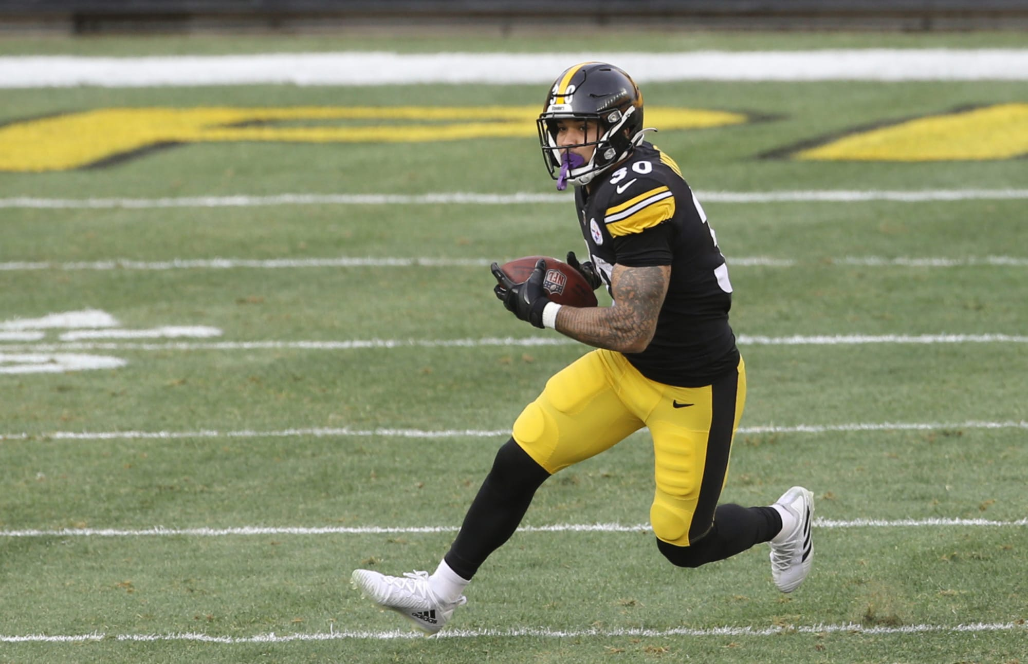 Steelers should replace James Conner with this player in the NFL Draft