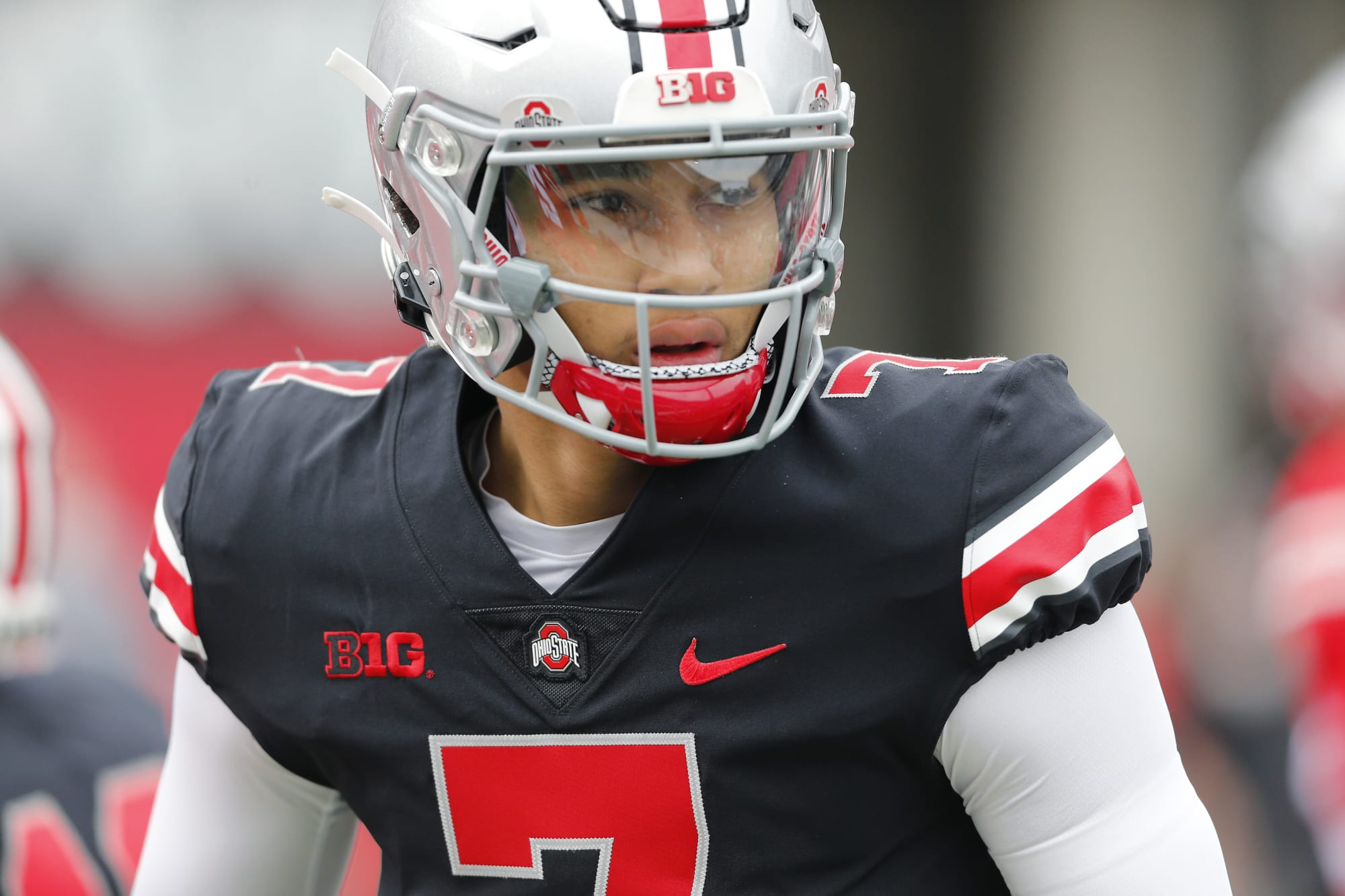 Ohio State football: CJ Stroud makes statement to win Buckeyes starting QB job