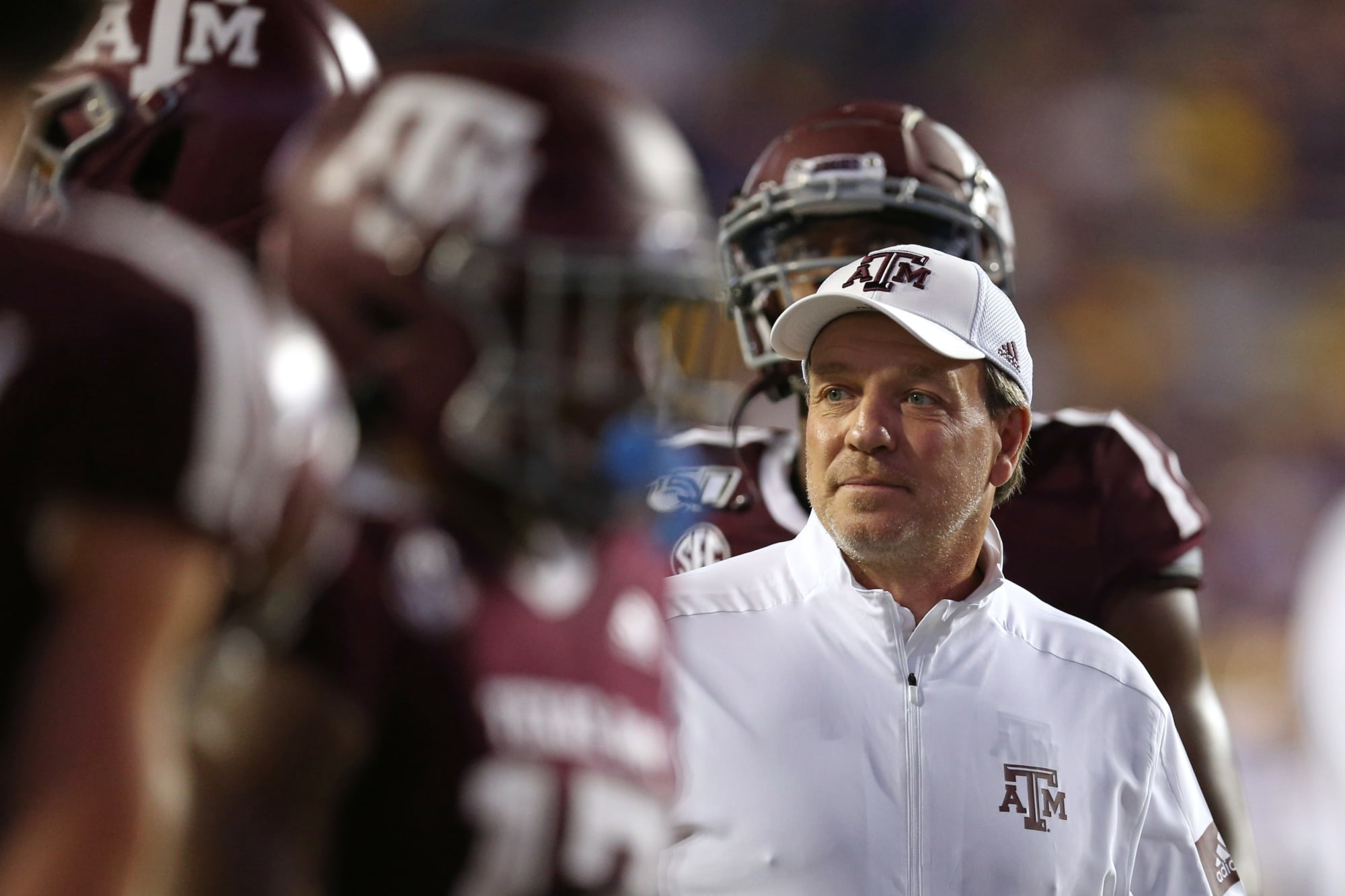Jimbo Fisher wants Texas A&M to renew rivalry with Texas but doubts it'll happen