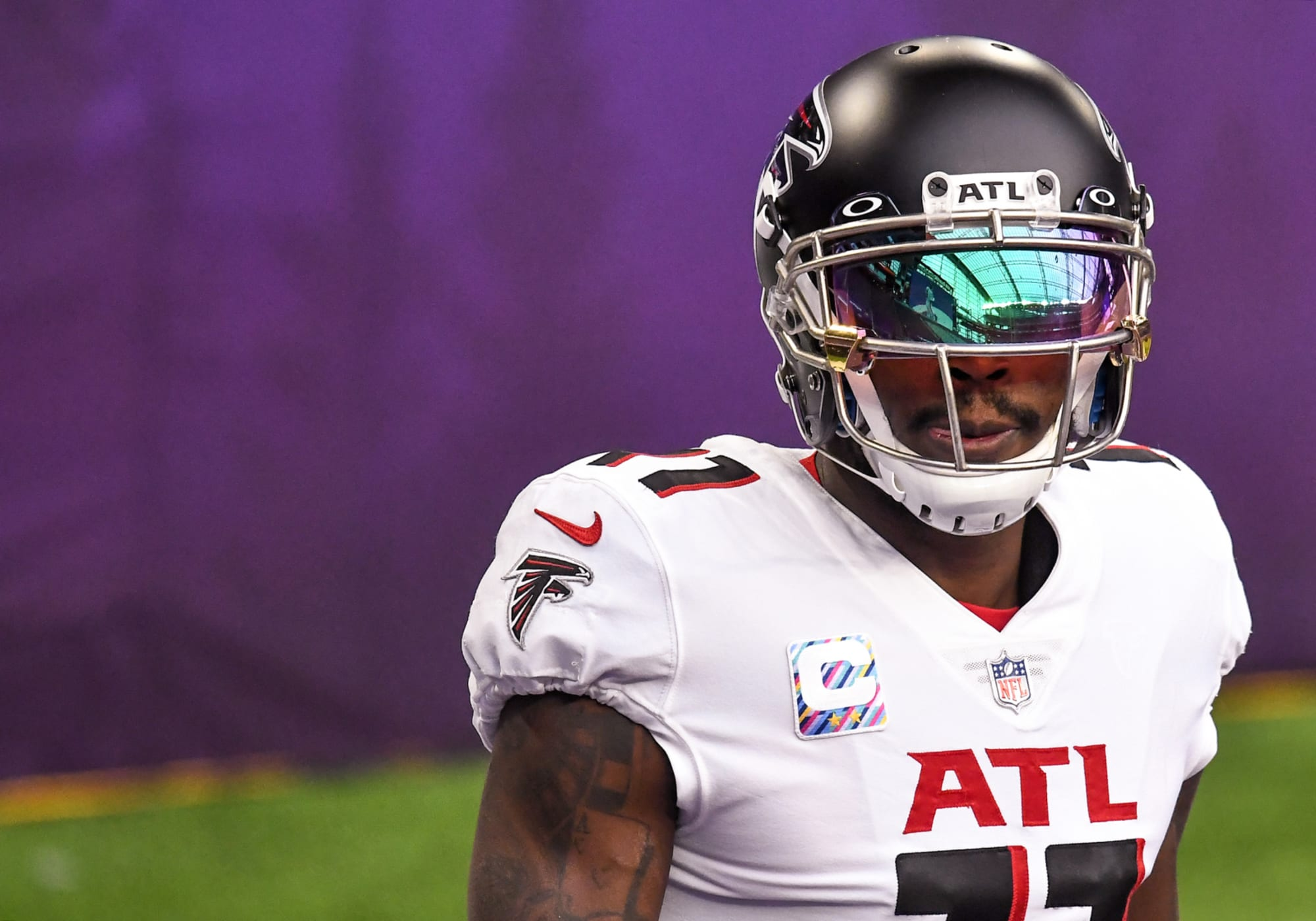 Falcons make ominous decision to leave Julio Jones out of schedule wallpaper