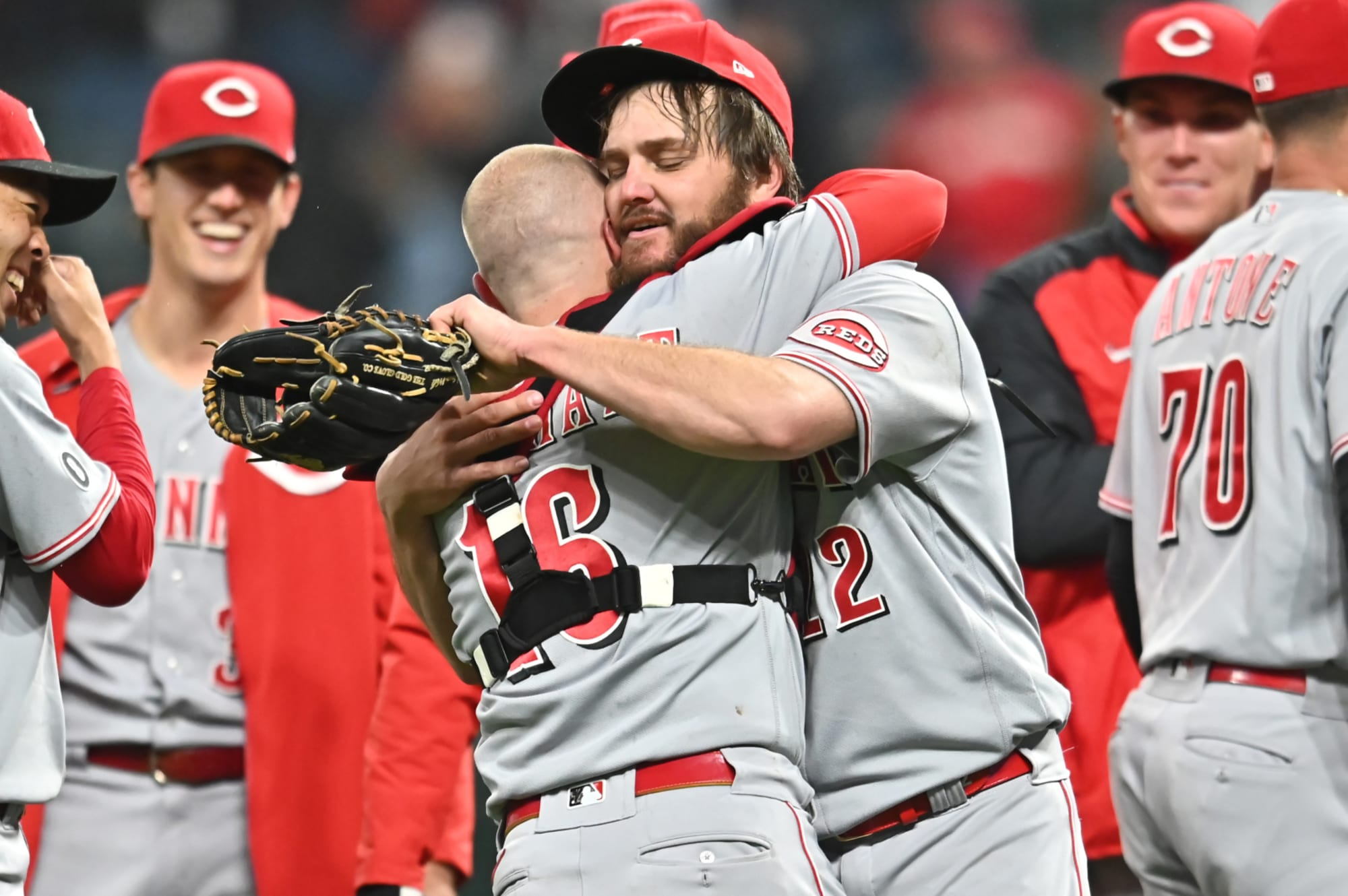 Baseball world reacts to Wade Miley's no-hitter against Indians thumbnail