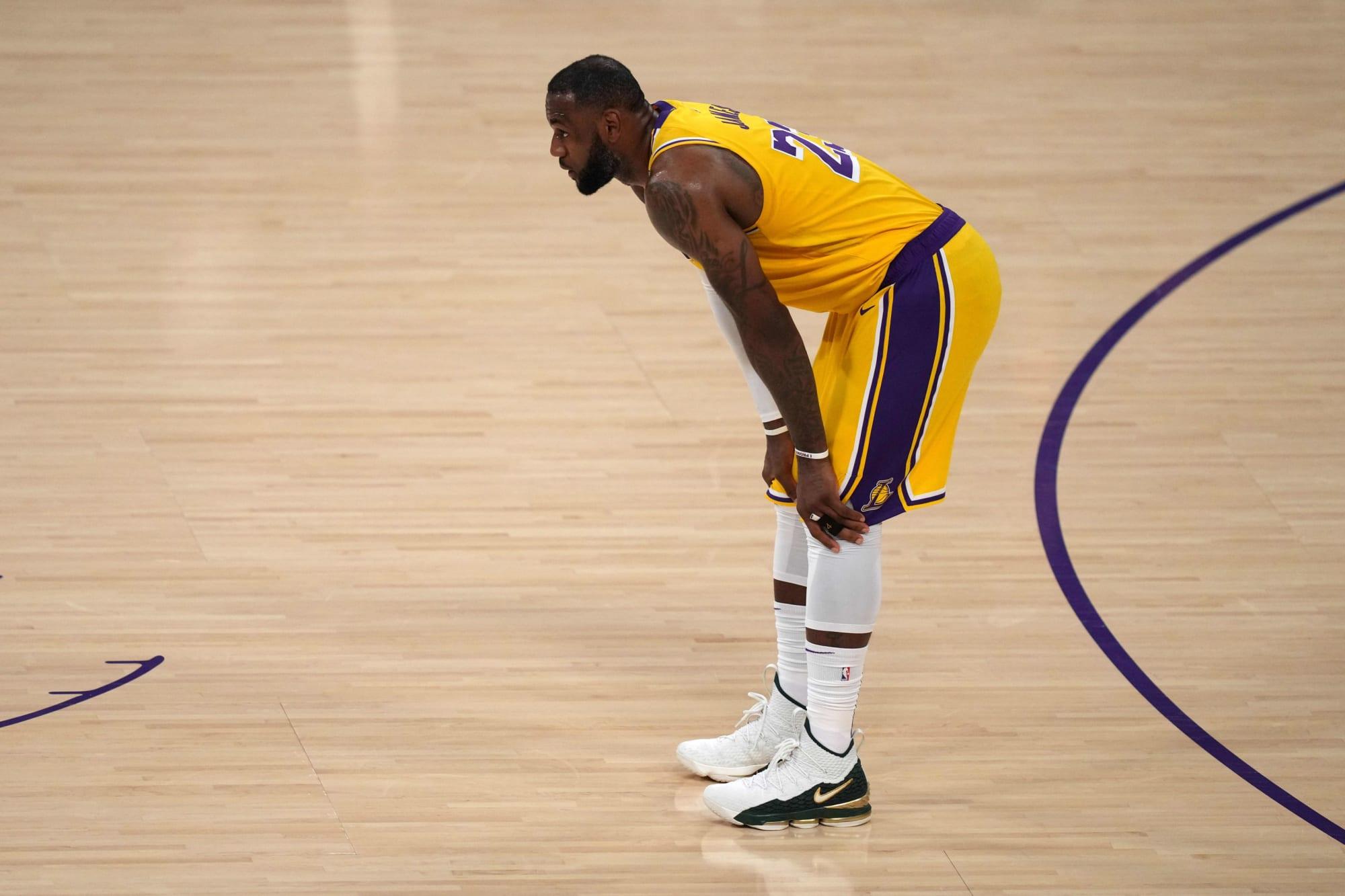 Alineación actualizada luego del canje de Russell Westbrook a los Lakers