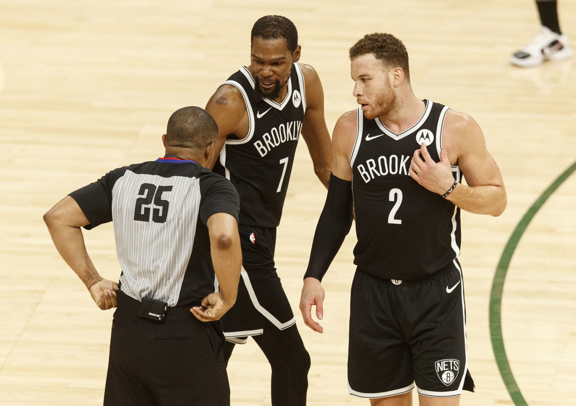 3 Nets that need to step up with injuries to Kyrie Irving and James Harden - FanSided