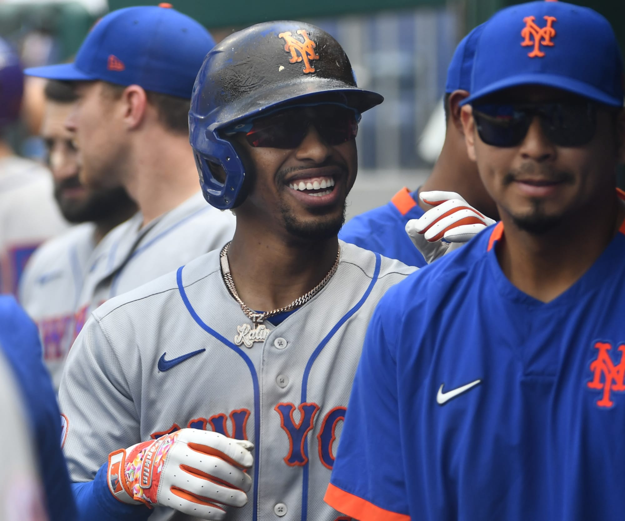 Mets savage the Nationals on Twitter after Francisco Lindor smashes 2 homers