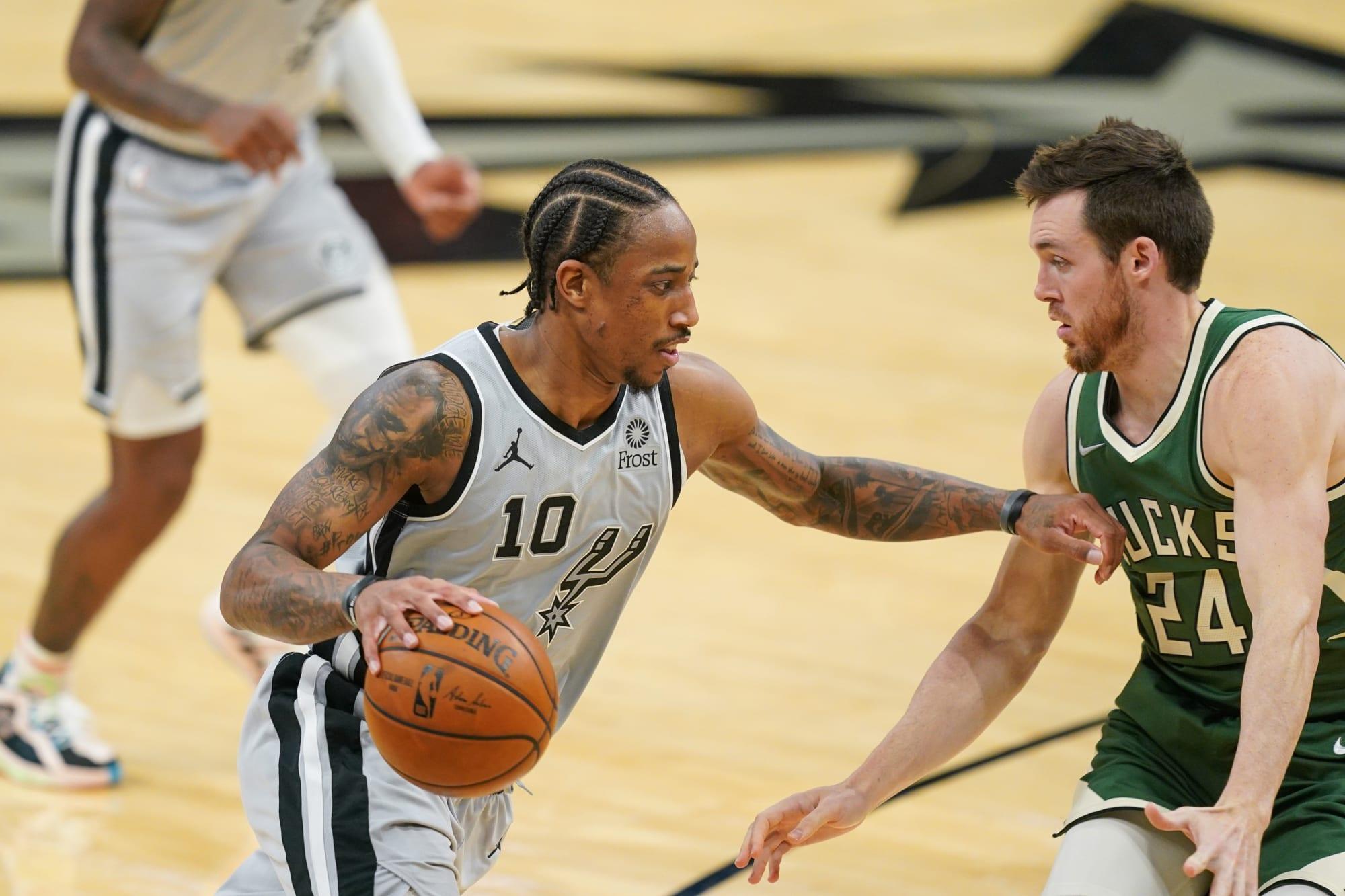 NBA rumors: DeMar DeRozan and Kyle Lowry want to play in LA