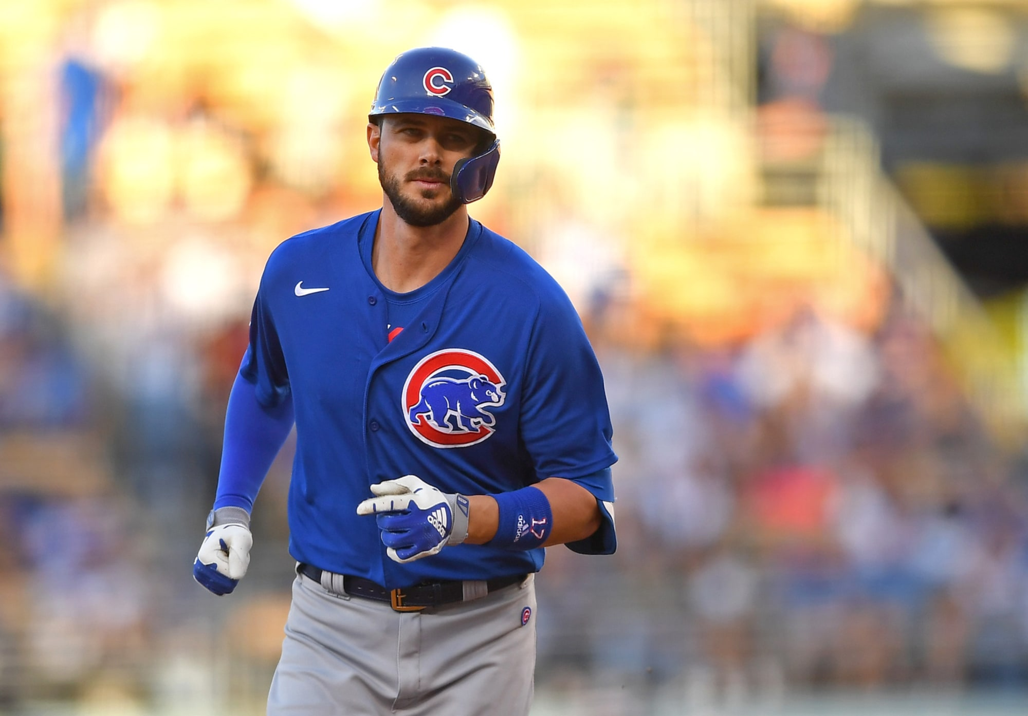 Mets and Cubs are working on mega deal for Kris Bryant and Zach Davies
