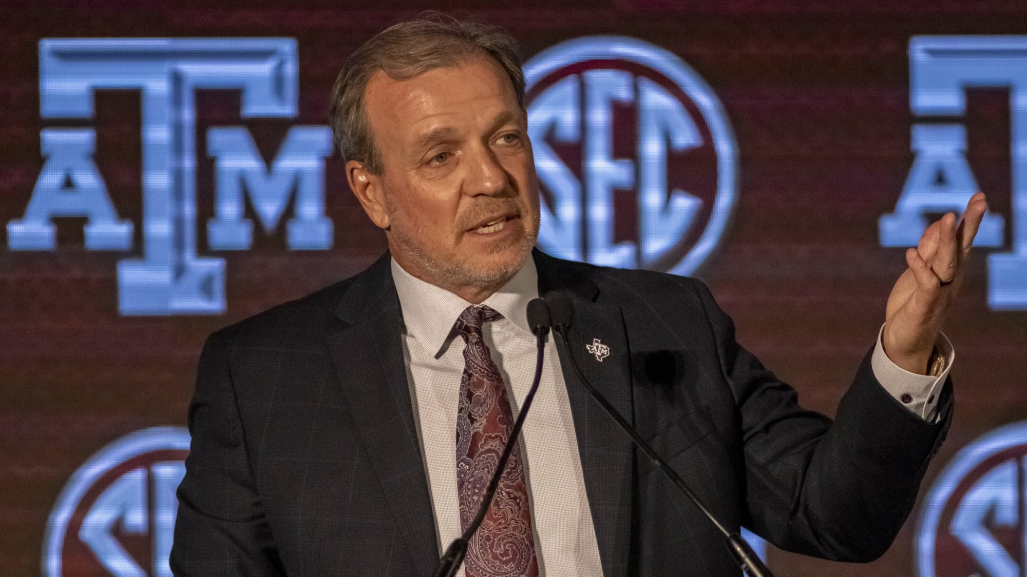 Would Texas A&M return to Big 12 with Texas, Oklahoma joining SEC?