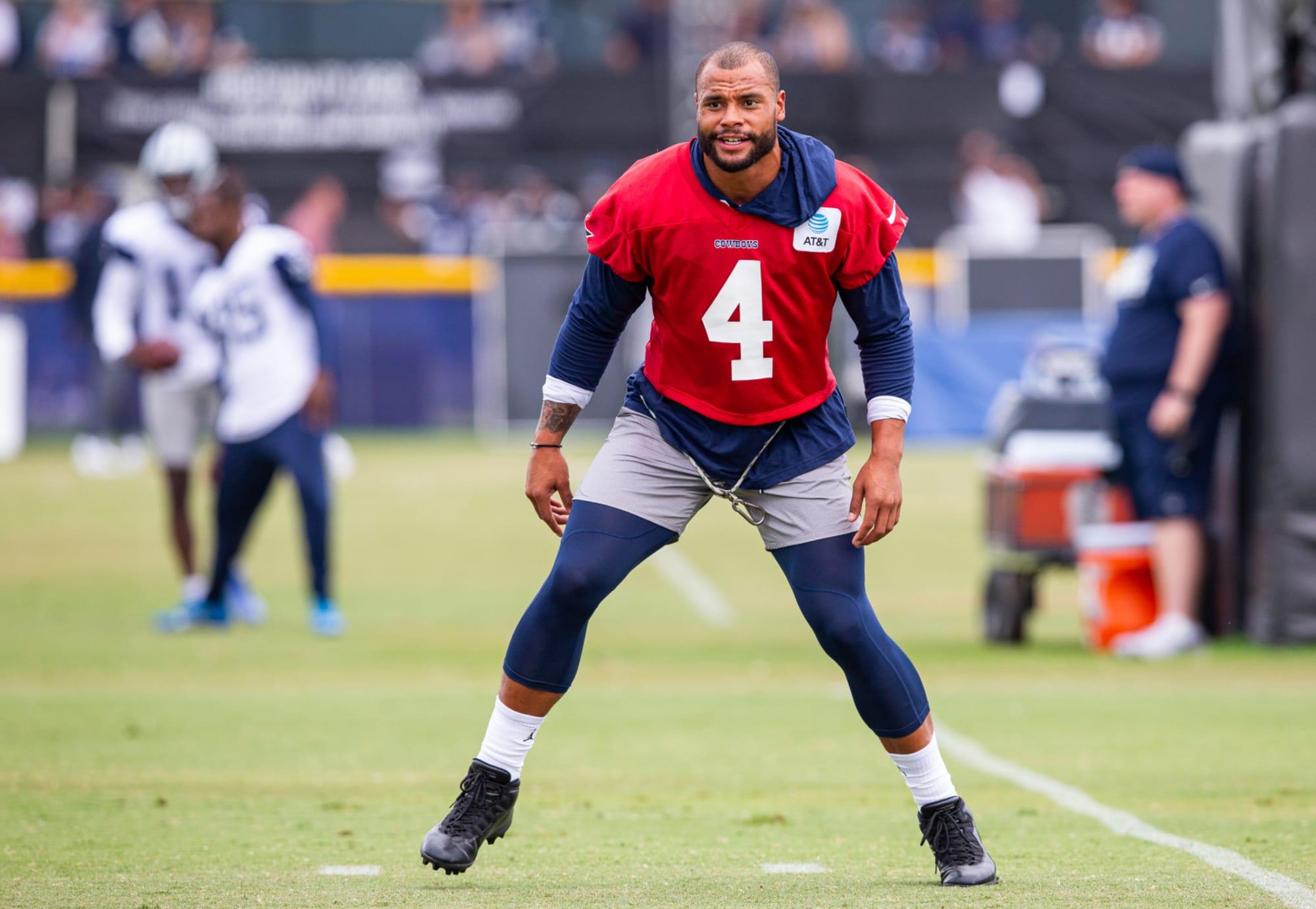Cowboys reveal concerning 'baseball' injury update on Dak Prescott