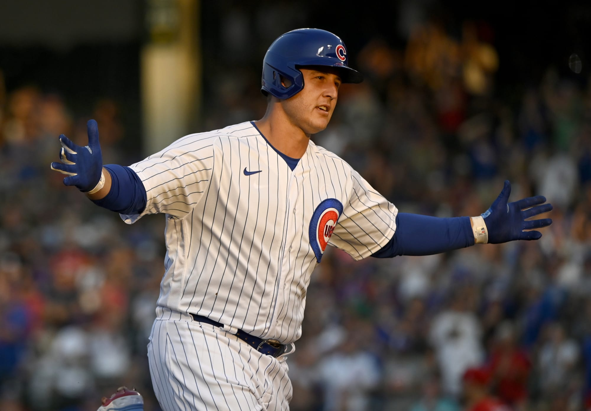 Cubs absolutely fleeced the Yankees in Anthony Rizzo trade