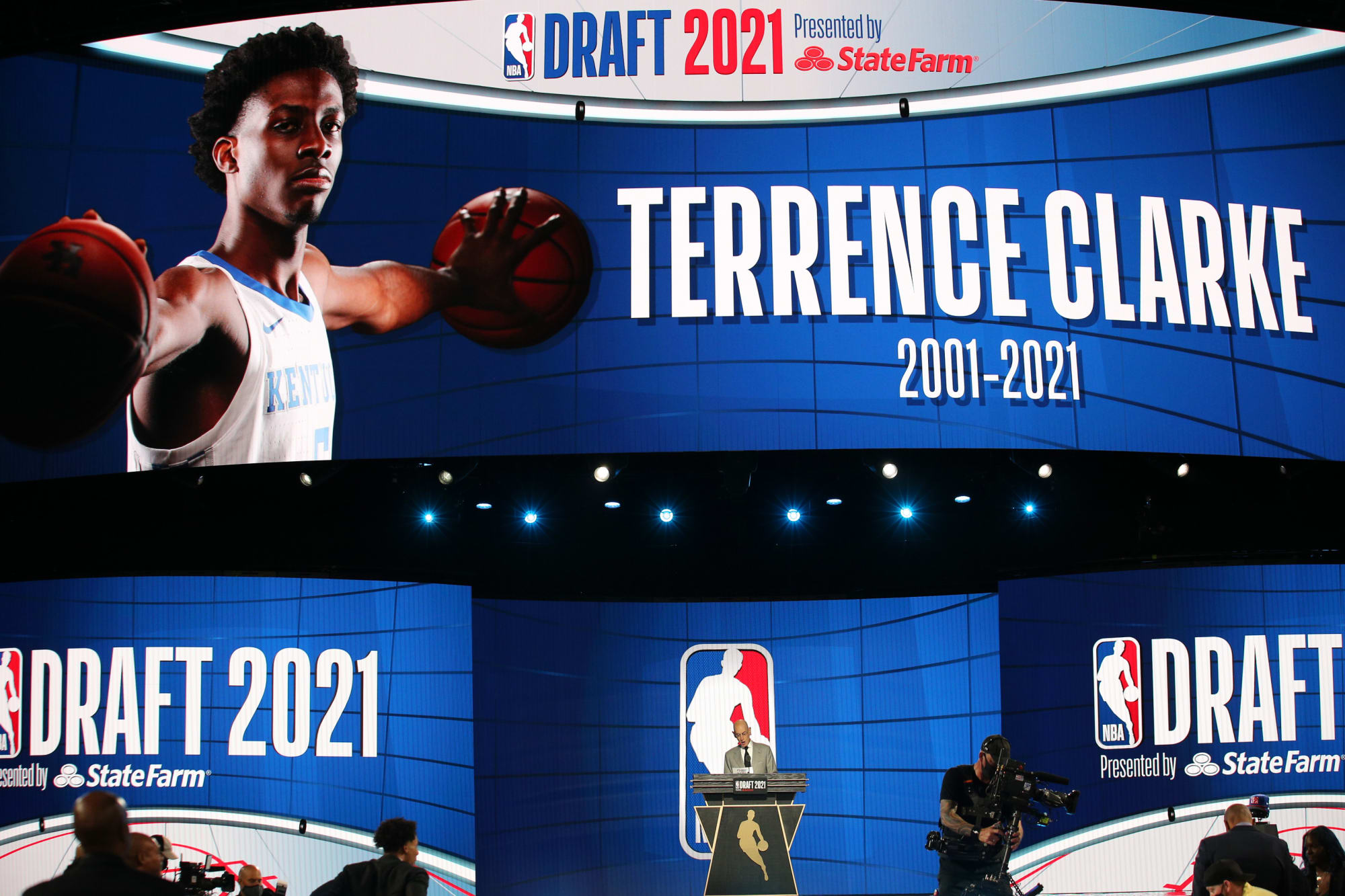 NBA makes the late Terrence Clarke an honorary NBA Draft selection (Video)
