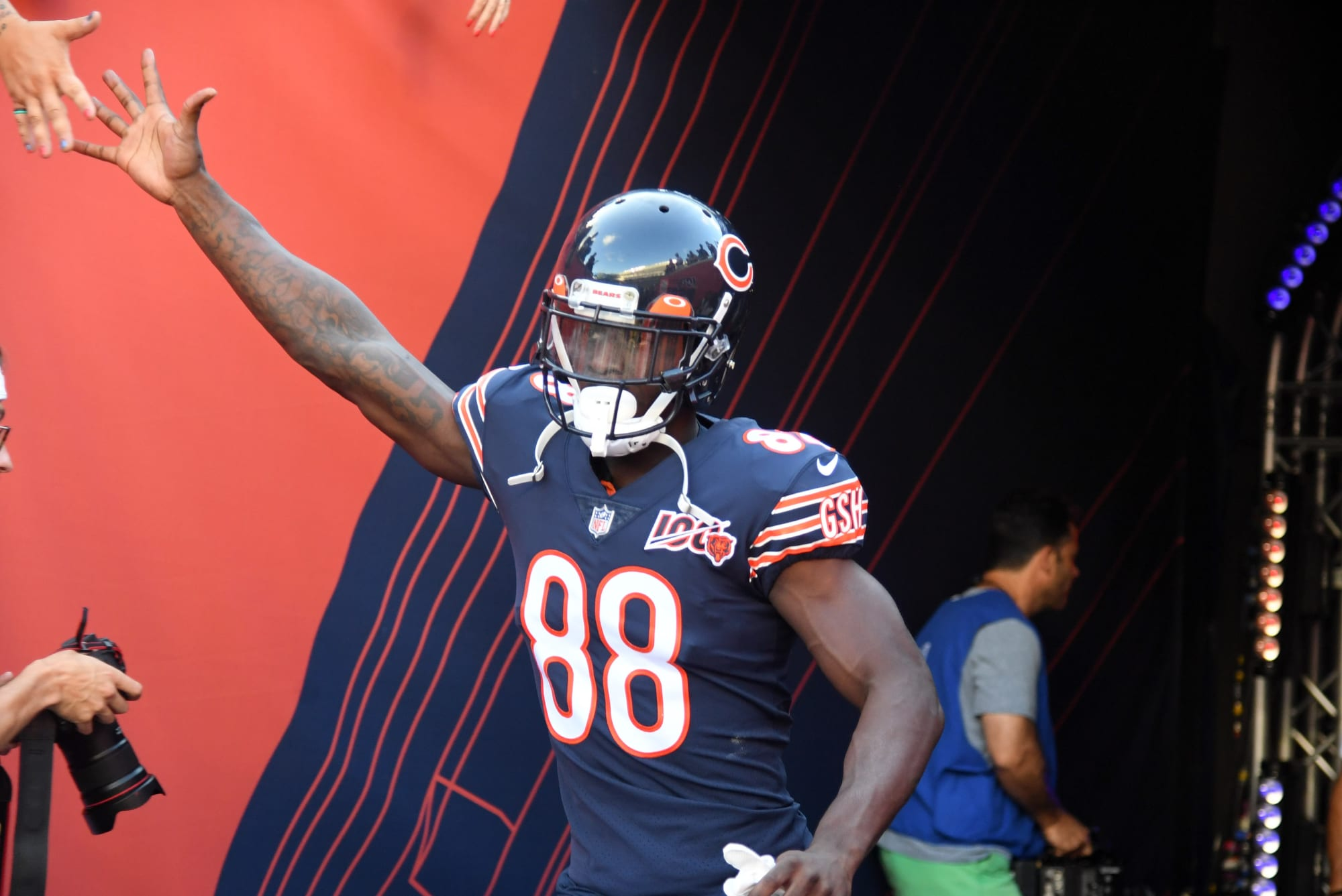 Bears releasing Riley Ridley, Dazz Newsome is latest indictment of Ryan Pace