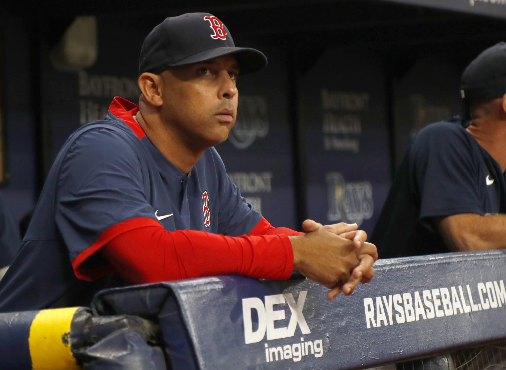 With Xander Bogaerts positive COVID-19 test, Red Sox hit rock bottom thumbnail