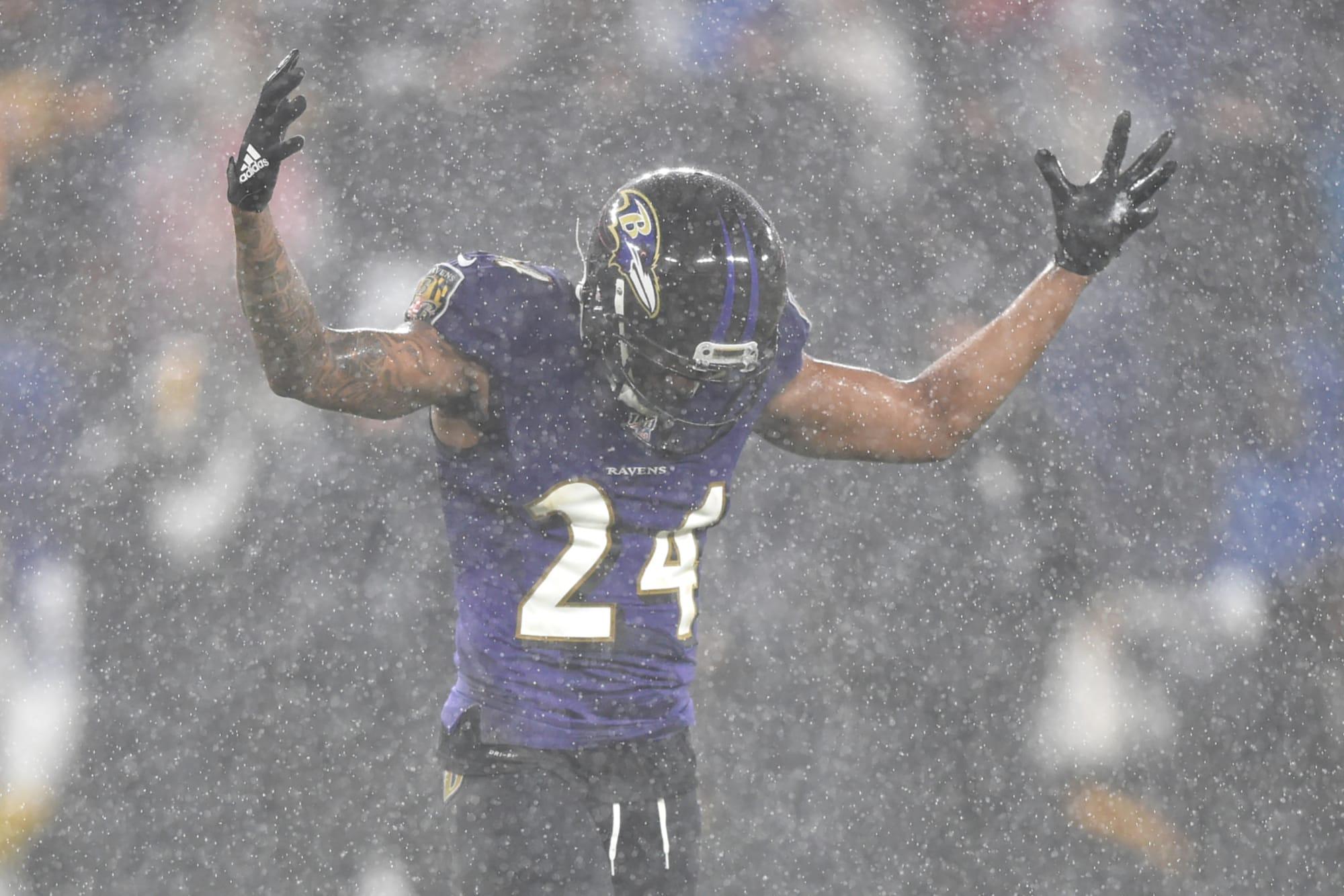 Los Ravens reciben las peores noticias sobre las lesiones de Gus Edwards y Marcus Peters